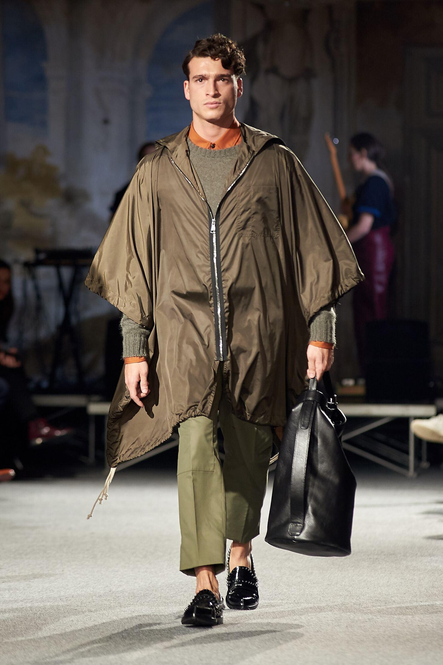 Man Winter 2015 Fashion Show Andrea Incontri