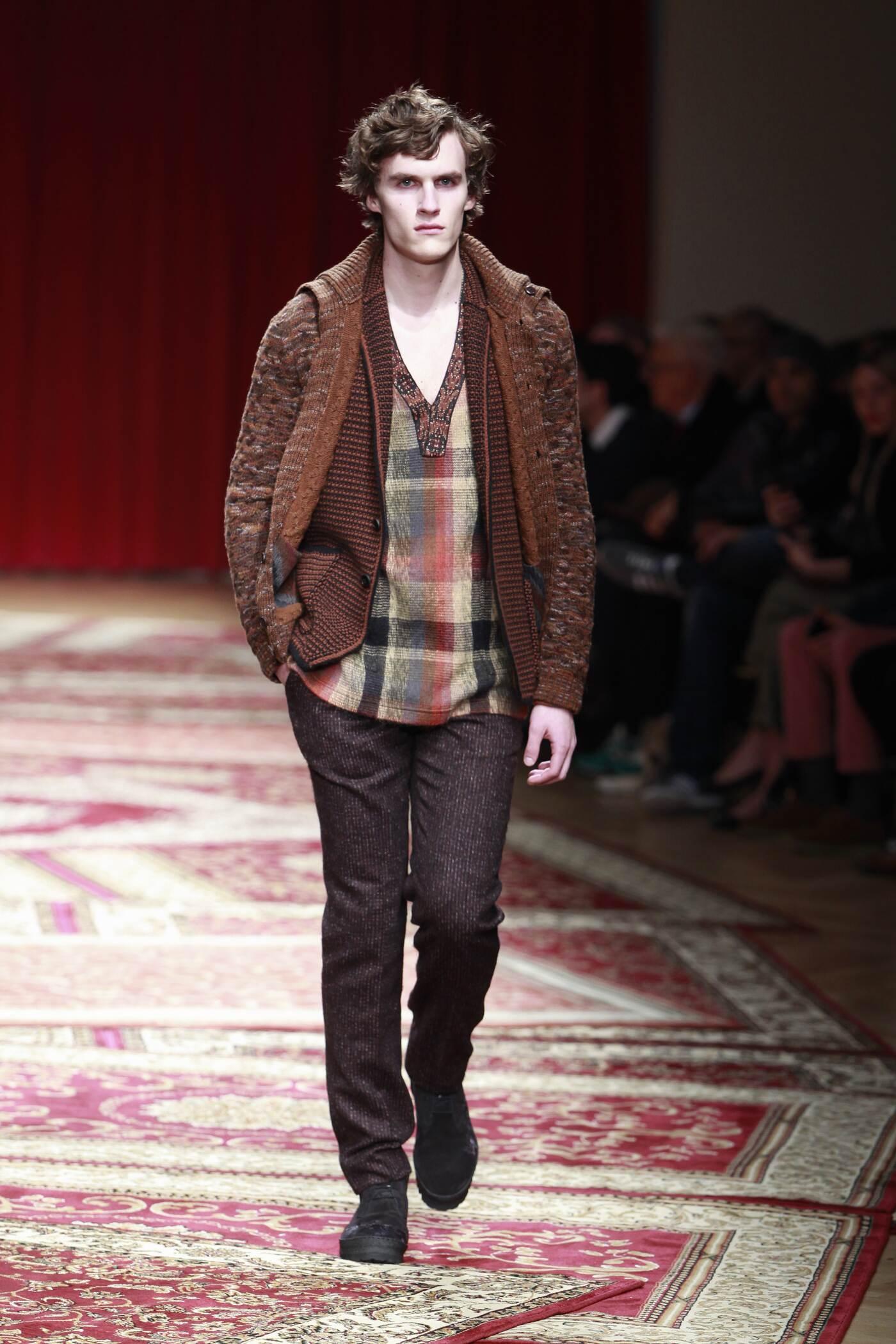 Missoni Man Milano Fashion Week