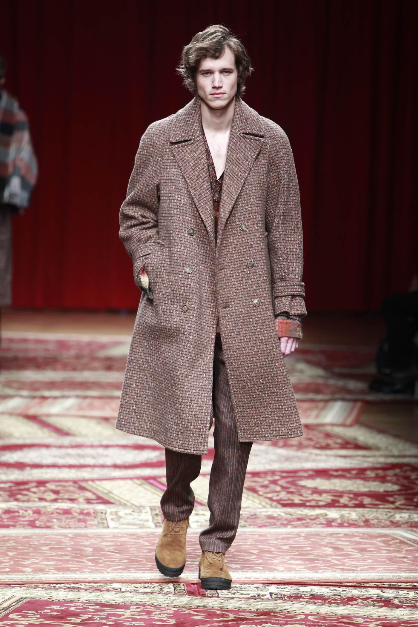 Missoni Milano Fashion Week Menswear