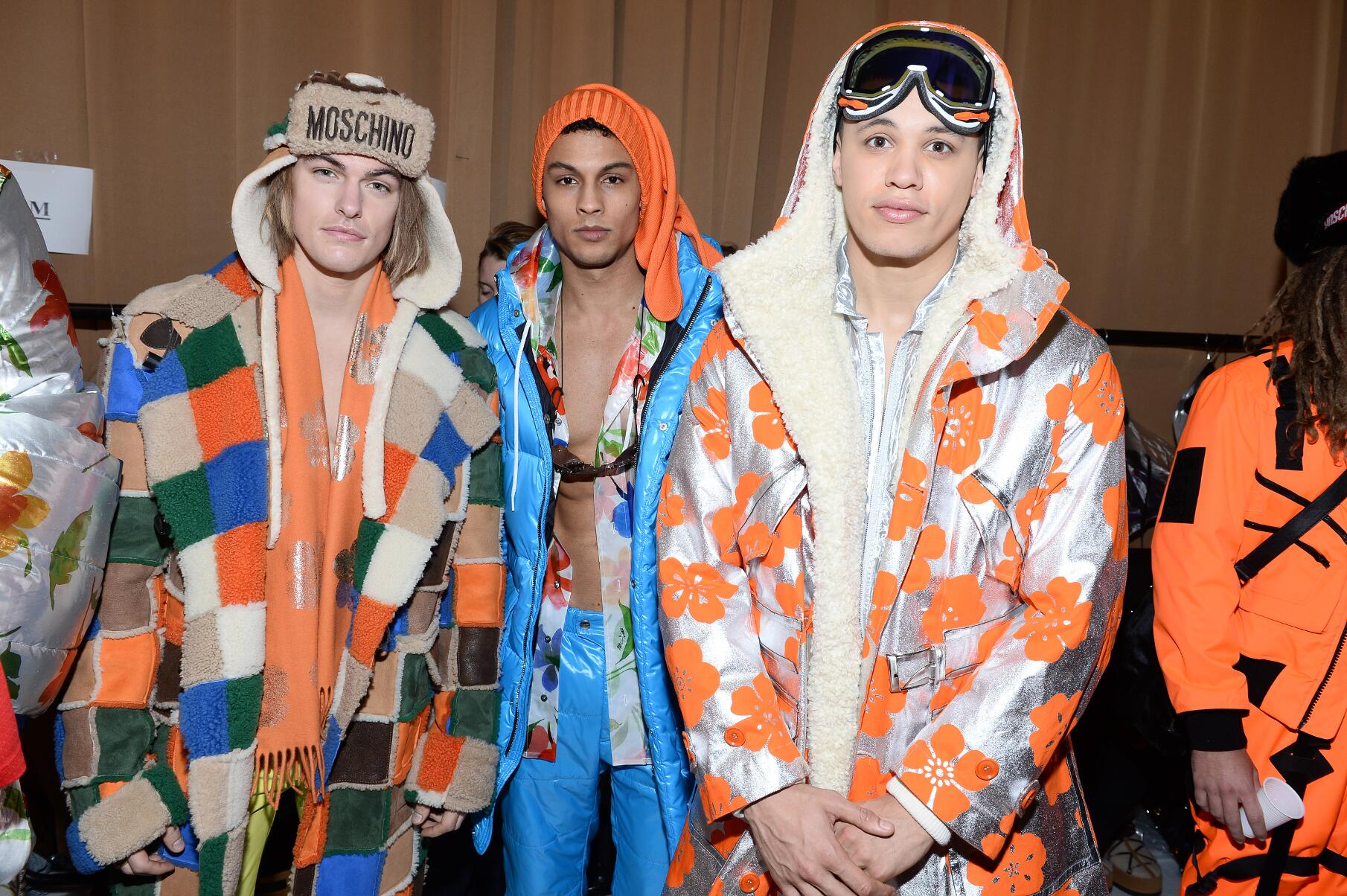 Moschino Backstage London