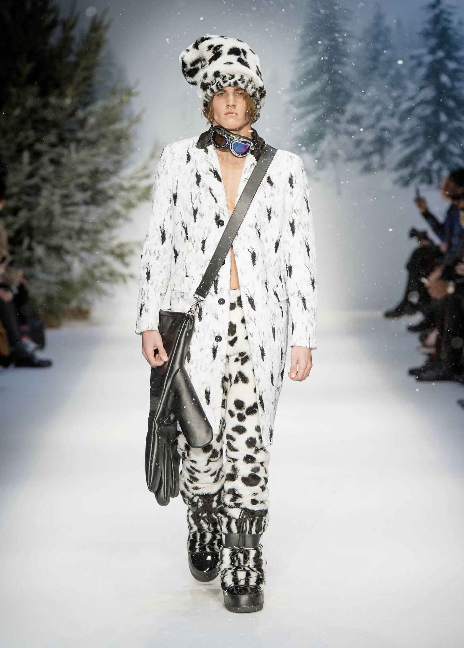 Moschino Fashion Show
