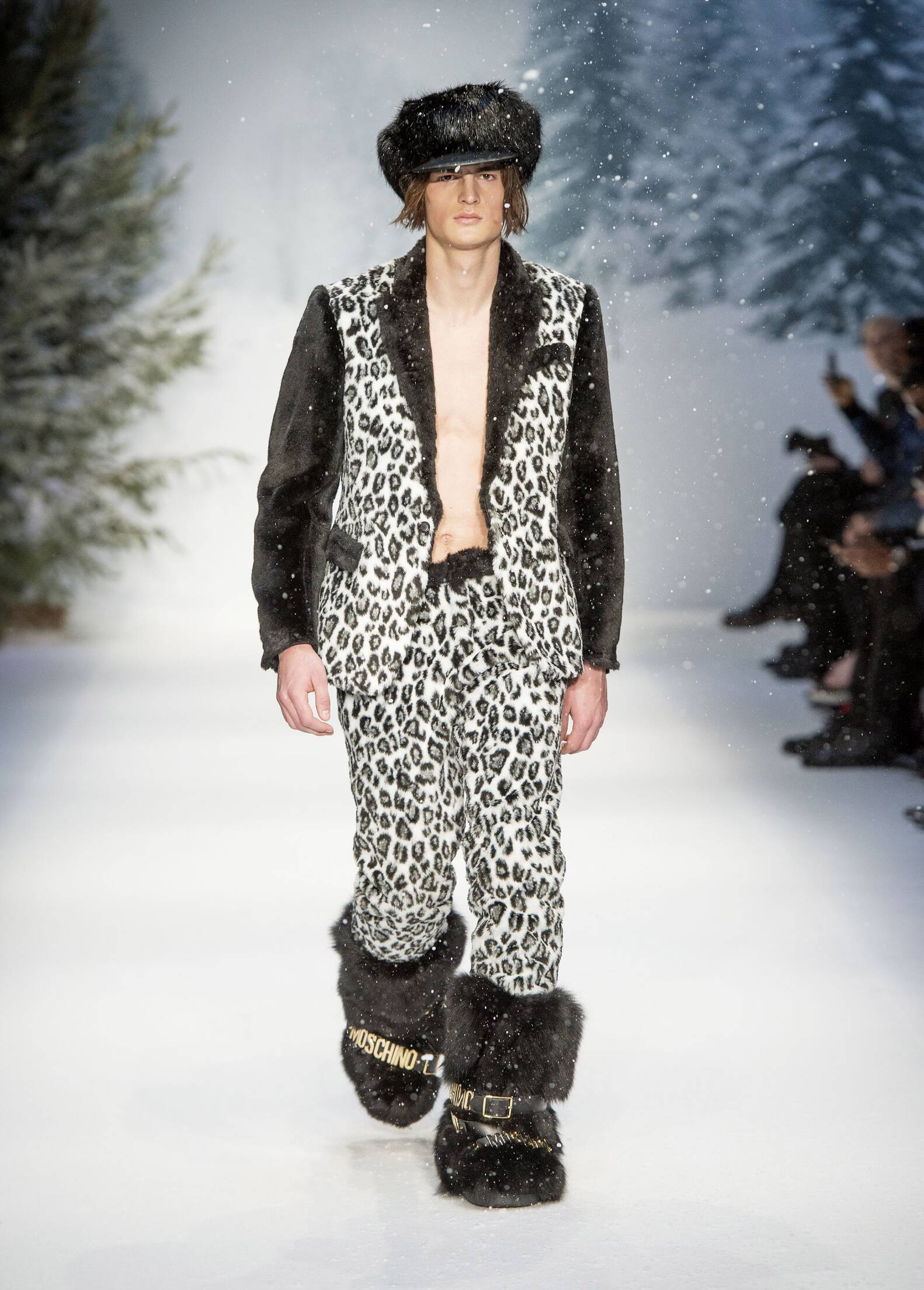 Moschino London Fashion Week Menswear