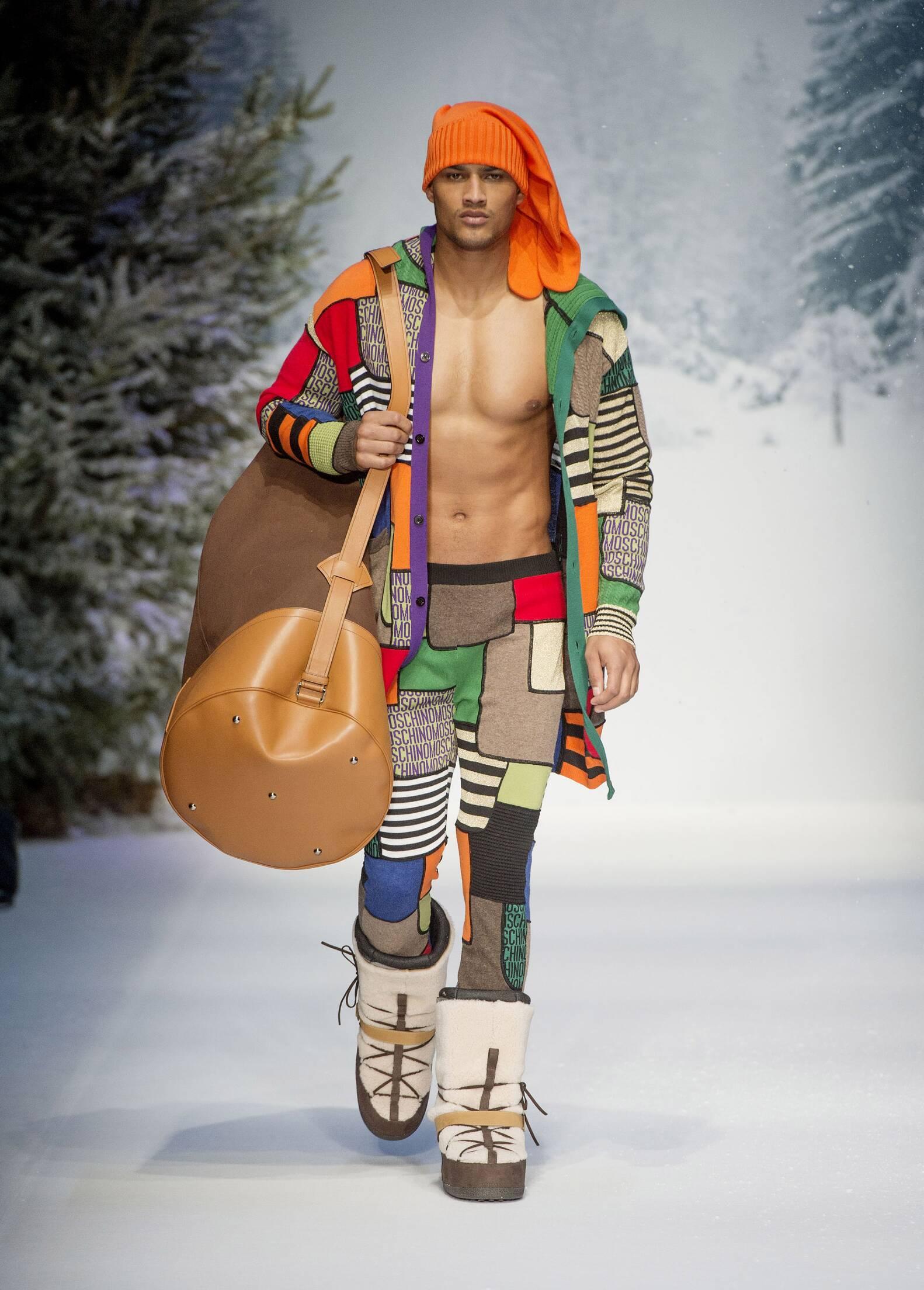 Moschino Man London Fashion Week