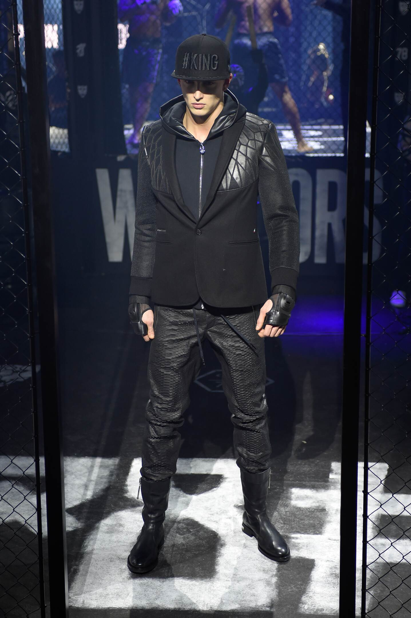 Philipp Plein Fall 2015 Catwalk