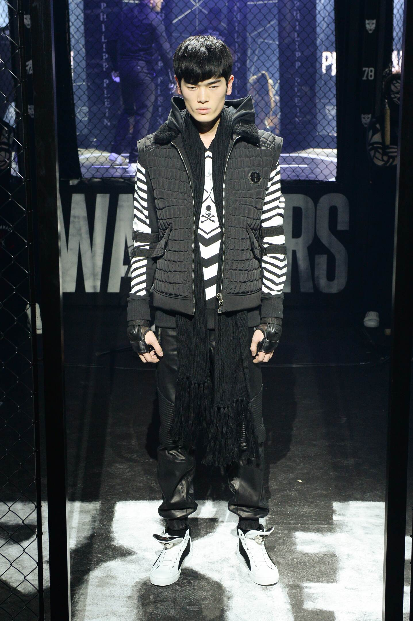 Philipp Plein Fall Winter 2015 16 Men's Collection Milan Fashion Week Fashion Show