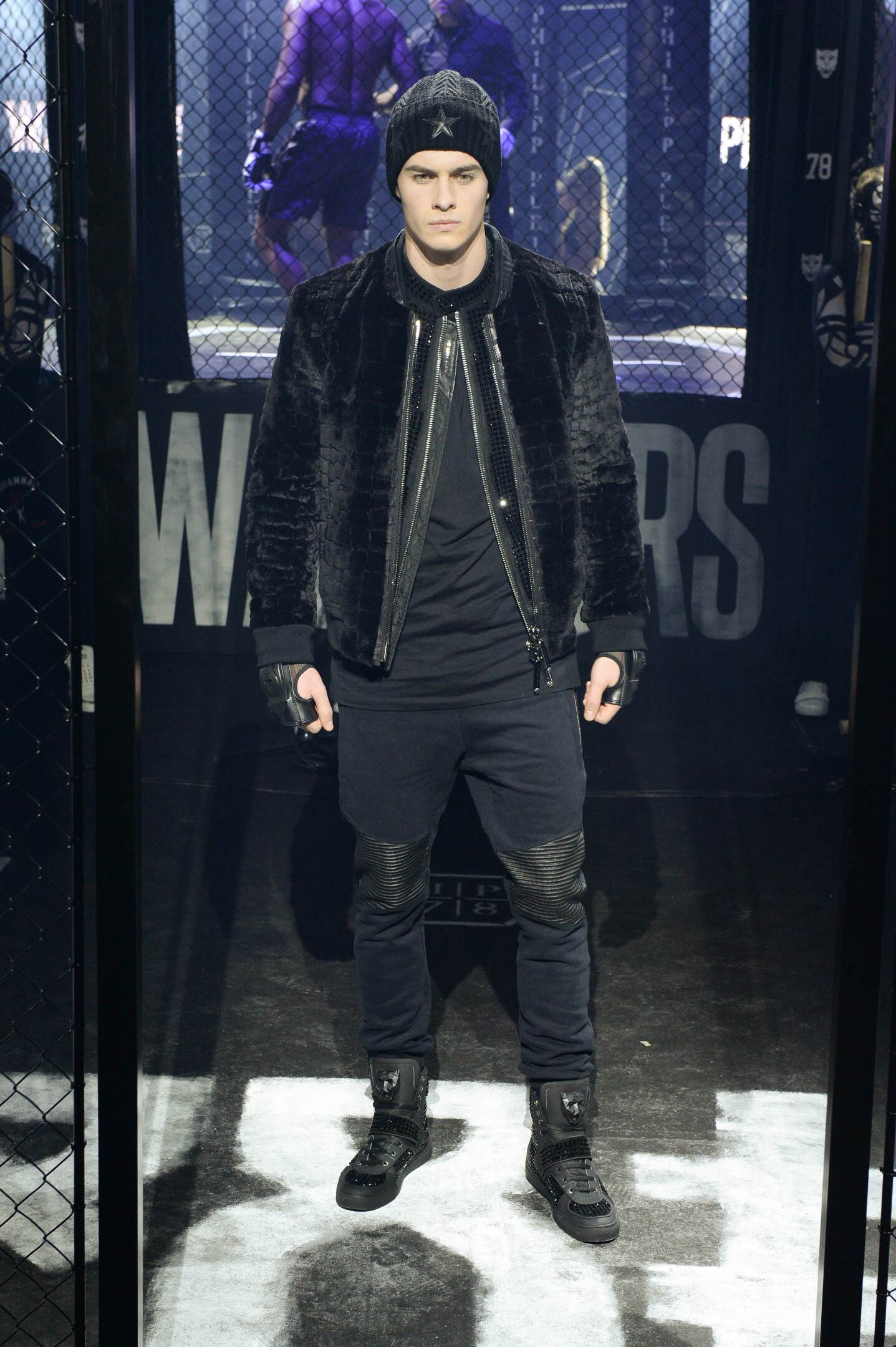 Philipp Plein Fall Winter 2015 16 Mens Collection Milano Fashion Week