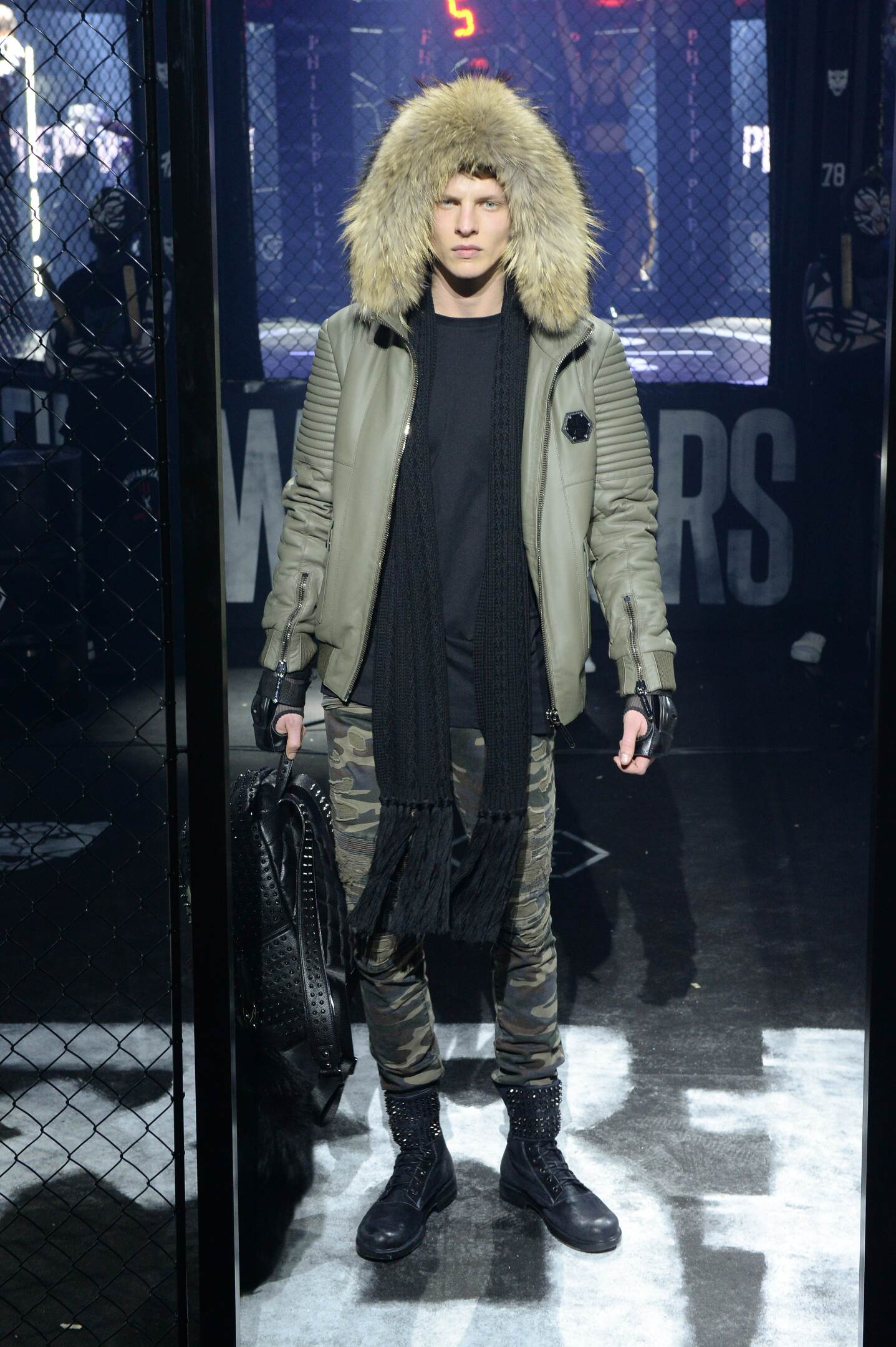 Philipp Plein Fashion Show FW 2015 2016