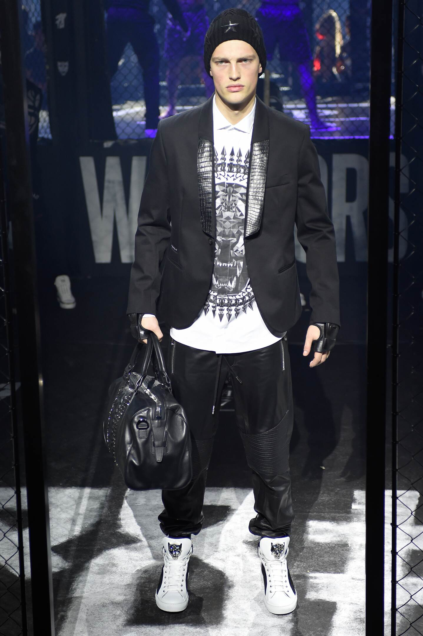 Philipp Plein Men's Collection 2015 2016