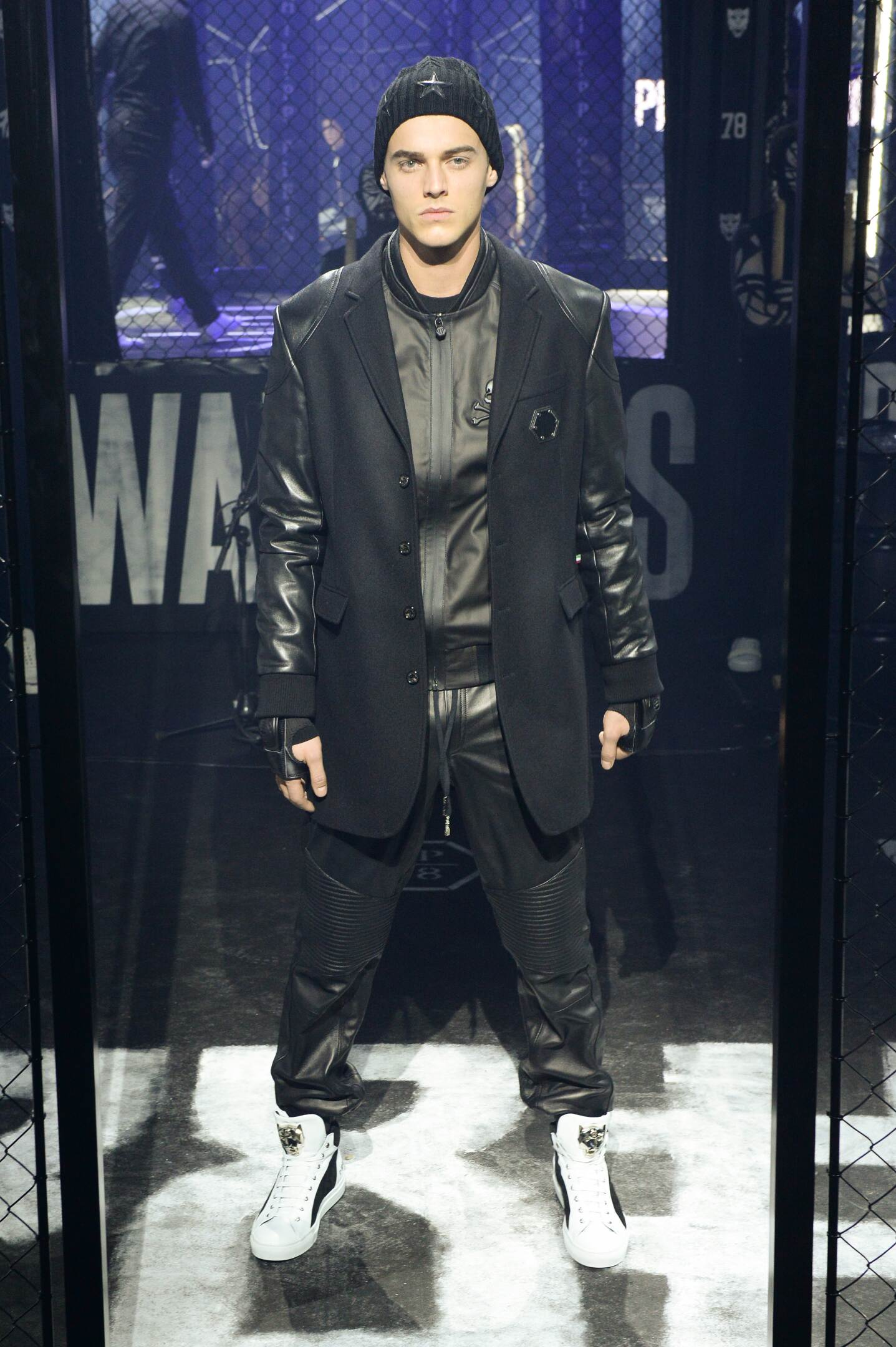 Philipp Plein Milano Fashion Week Menswear