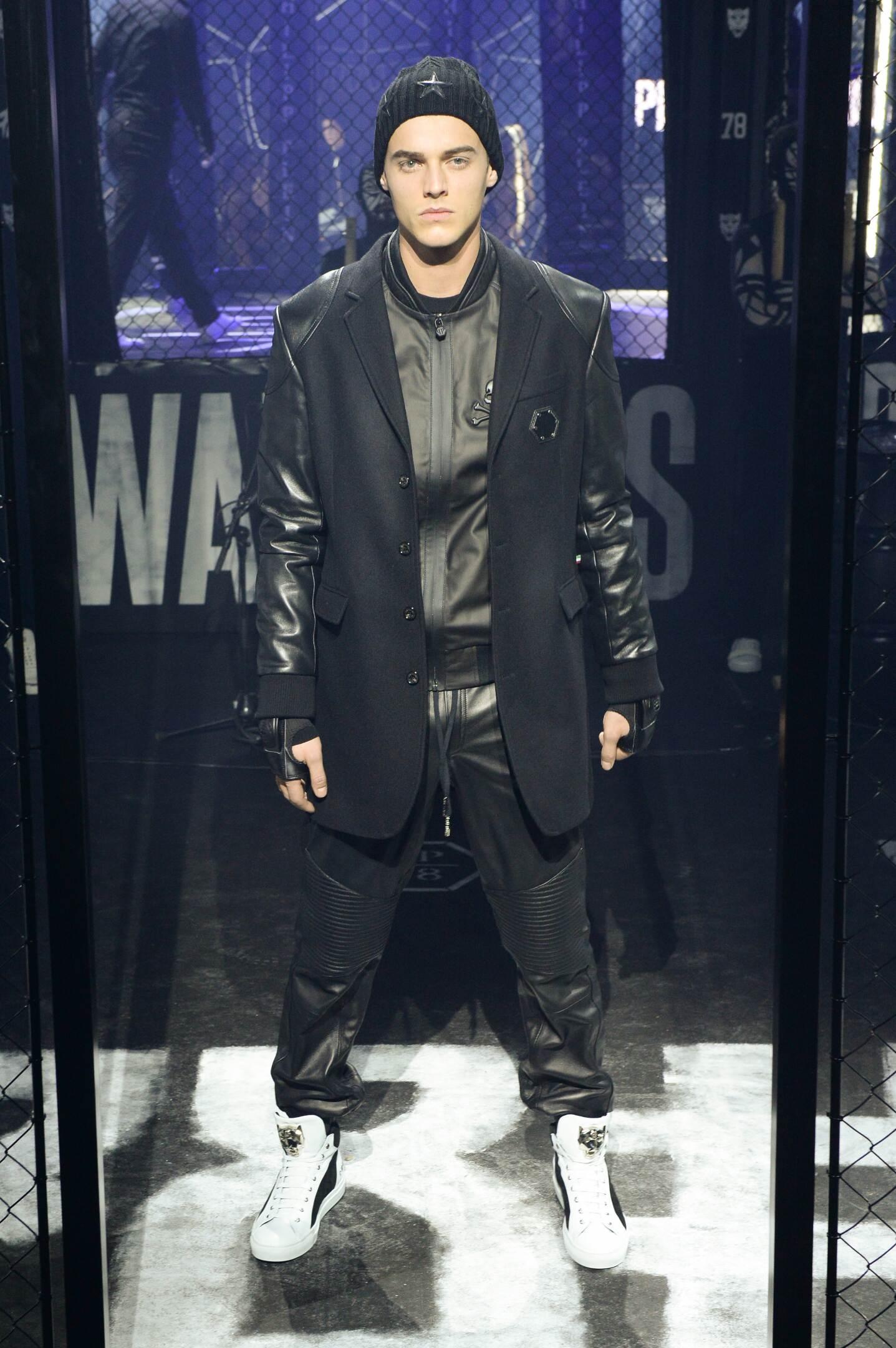 Philipp Plein Milano Fashion Week Menswear