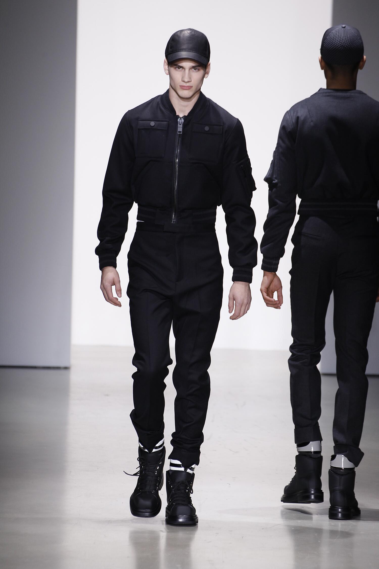 Runway Calvin Klein Fashion Show Winter 2015
