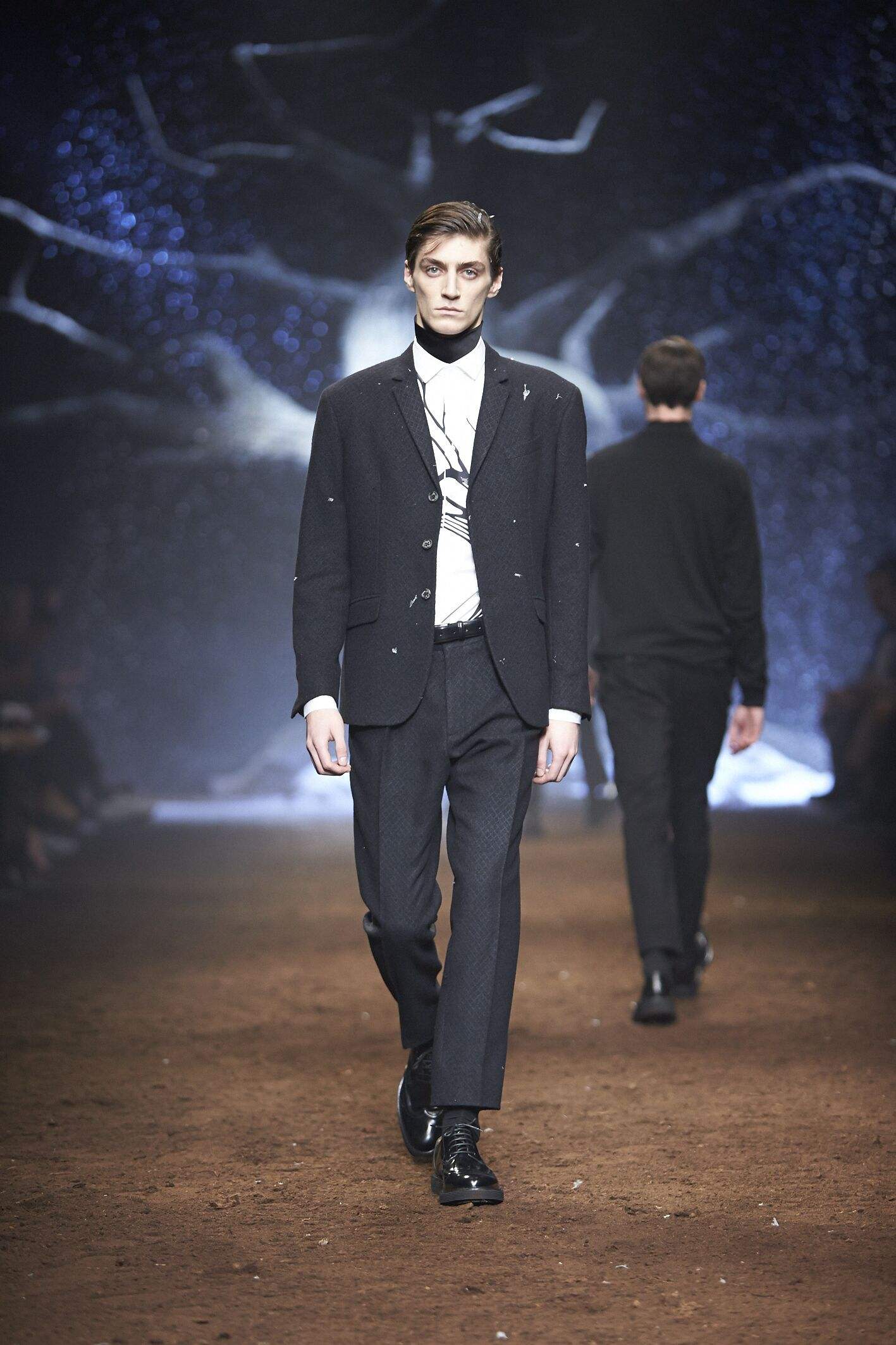 Runway Corneliani Fall Winter 2015 16 Menswear Collection Milano Fashion Week