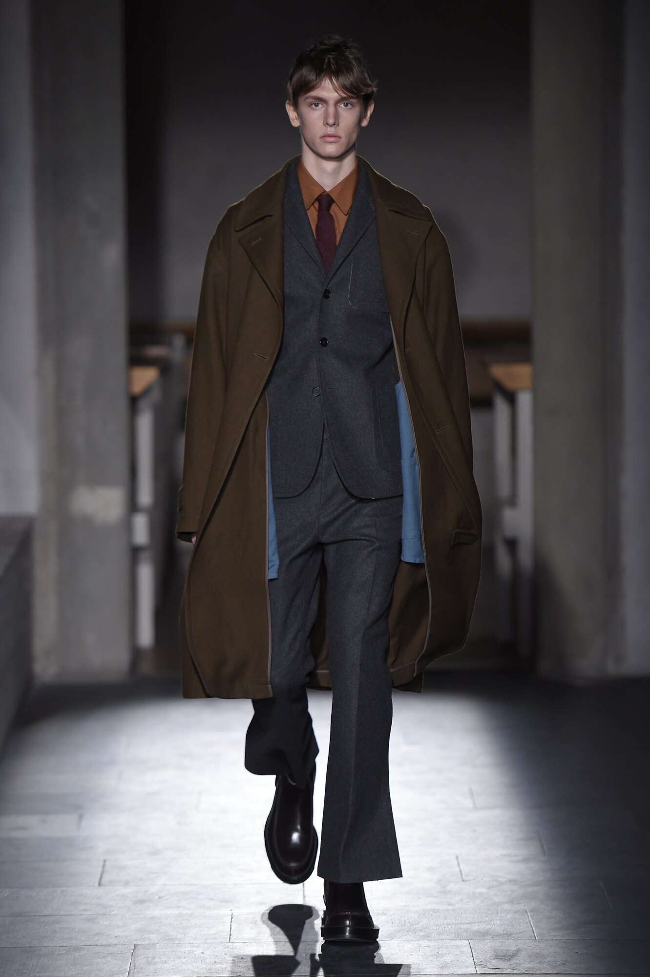 Runway Marni Fall Winter 2015 Men's Collection Pitti Immagine Uomo