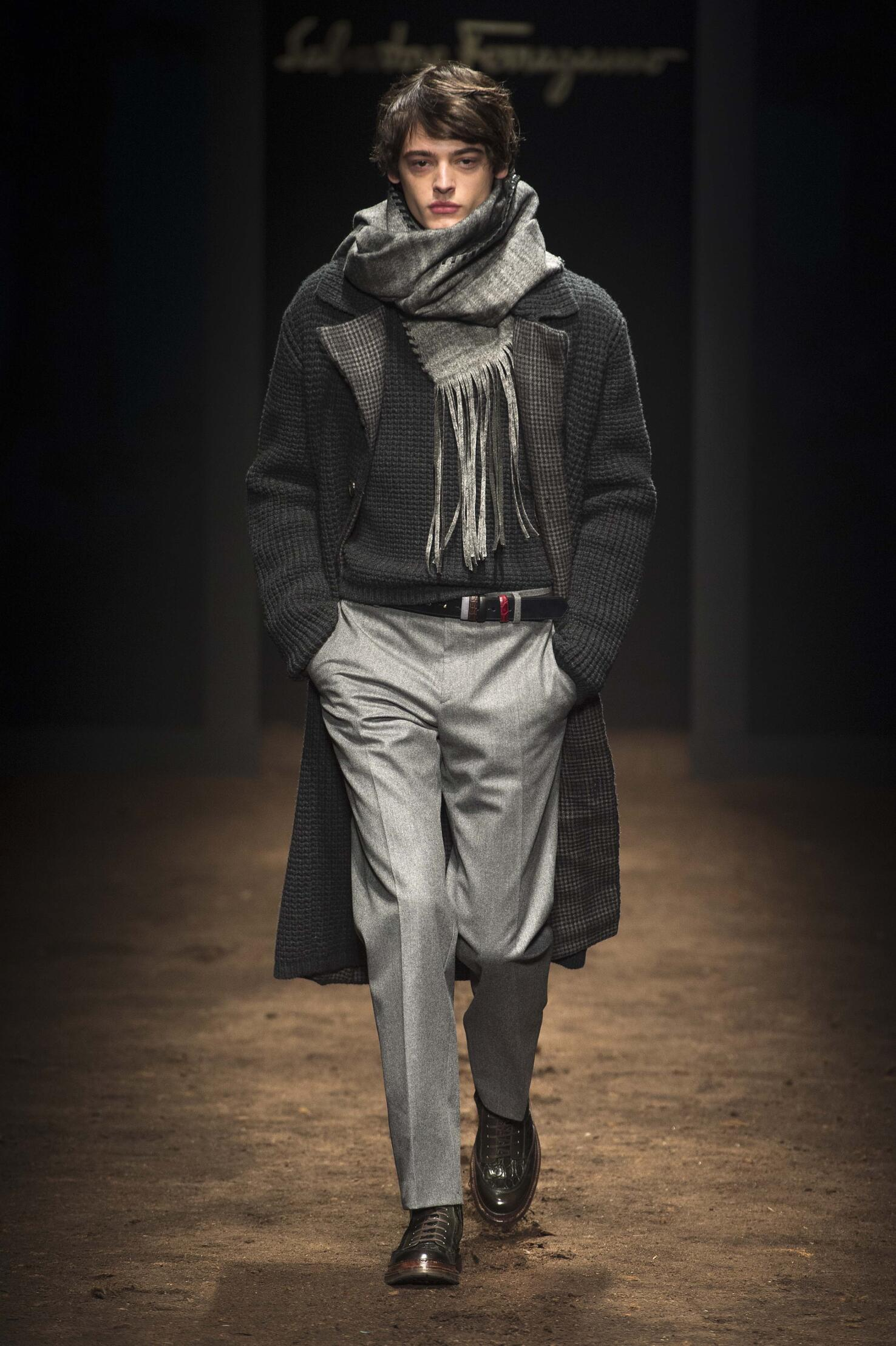 Salvatore Ferragamo Man 2015