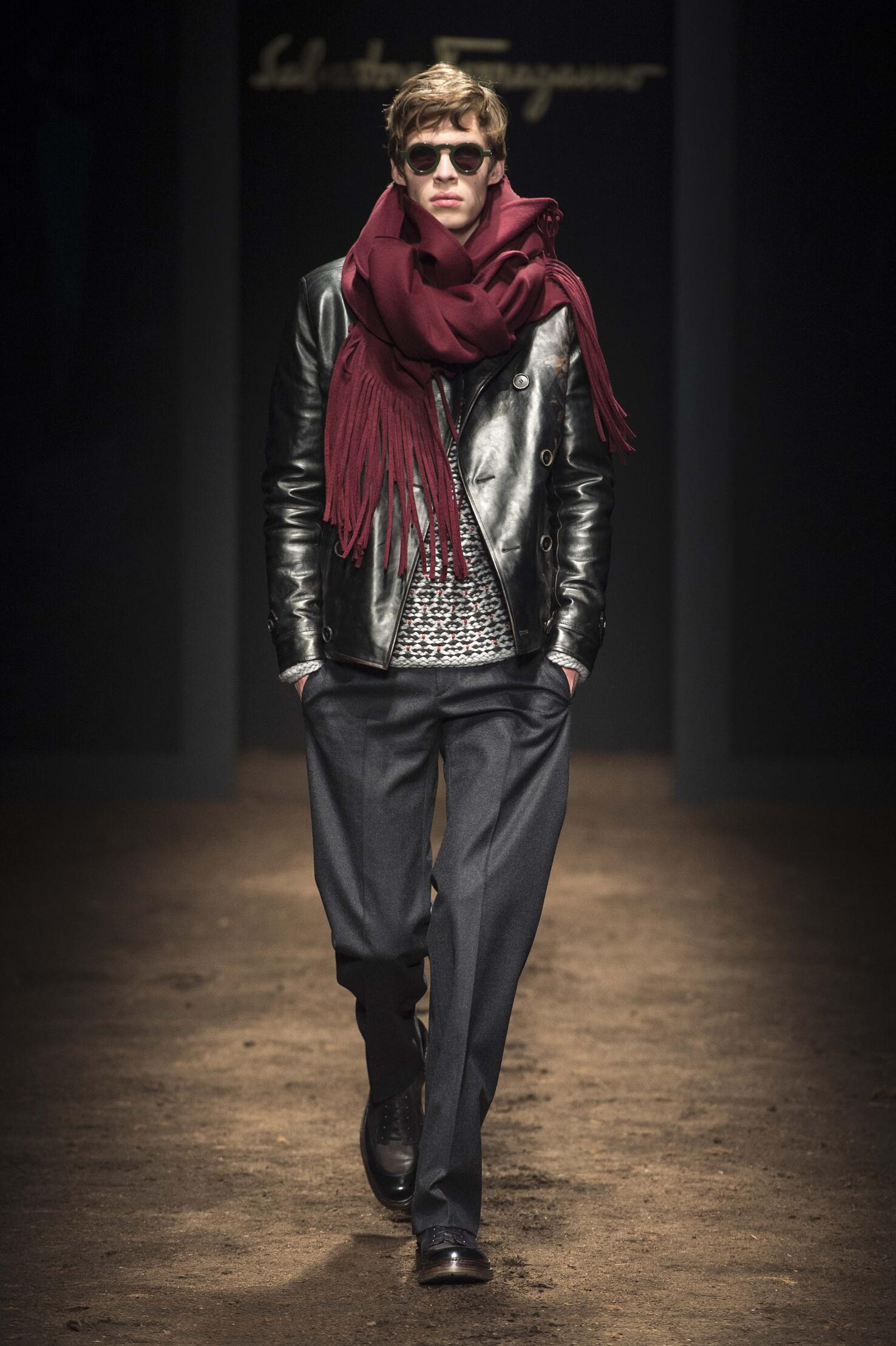 Style Man Salvatore Ferragamo