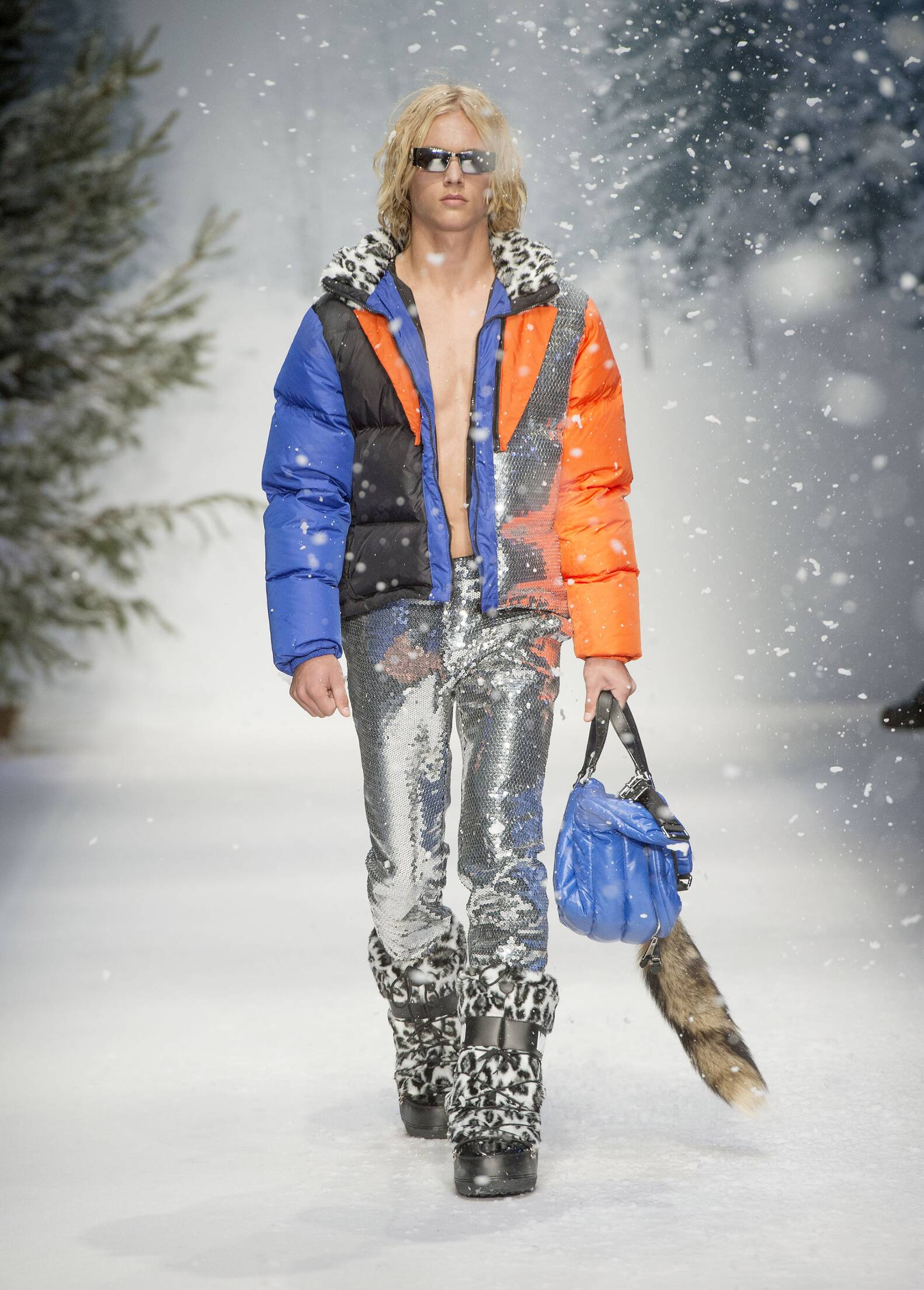 Trends Winter Fashion 2015 Moschino