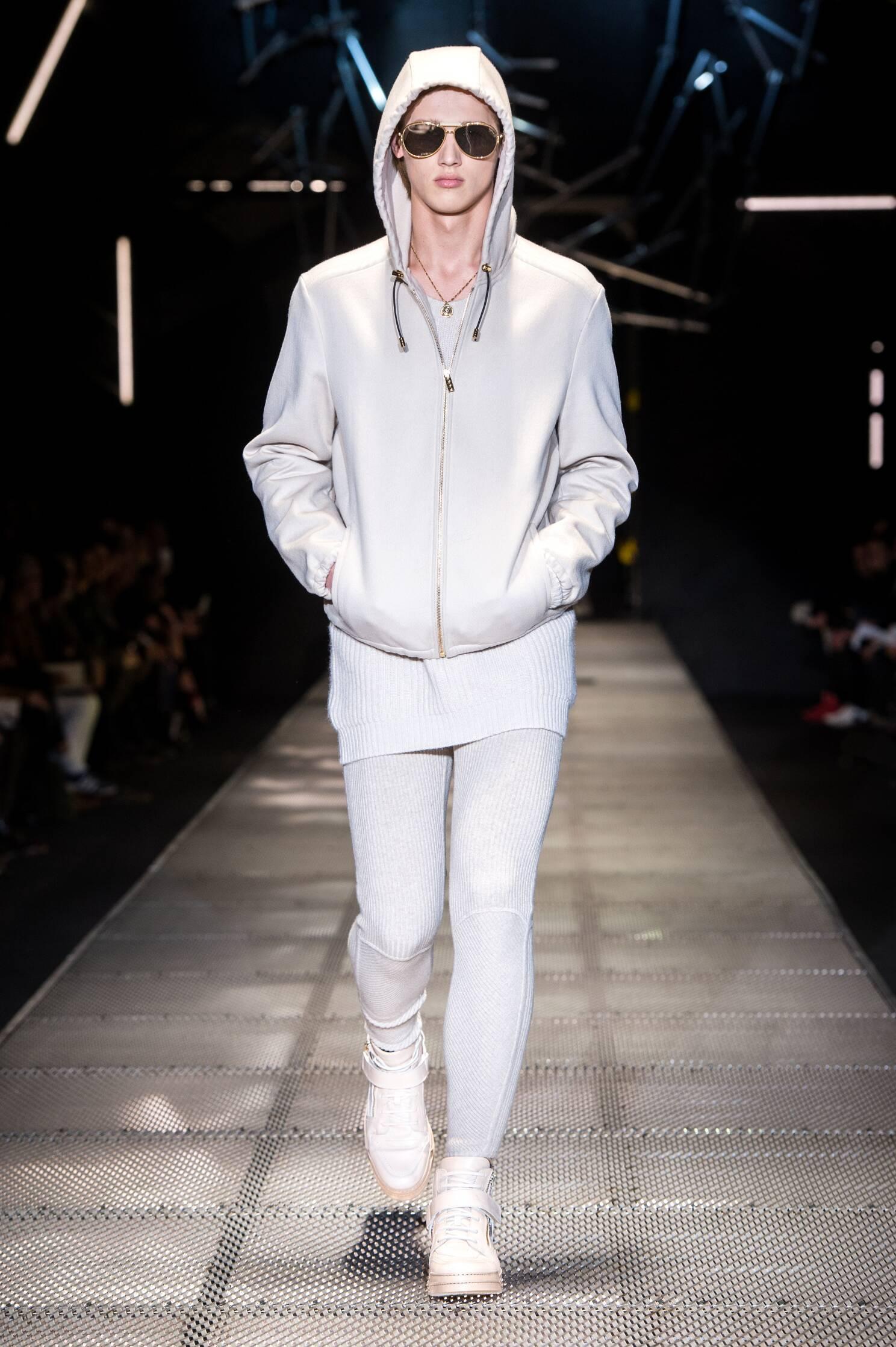 Versace Milano Fashion Week Menswear