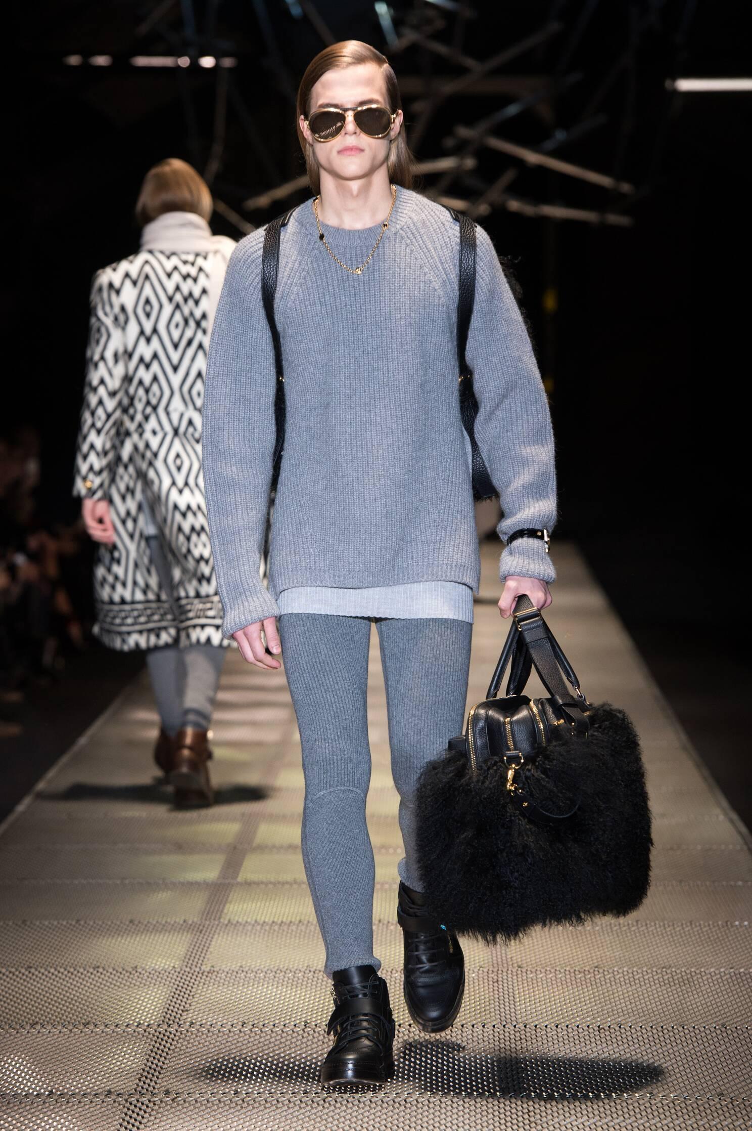 Versace Milano Fashion Week
