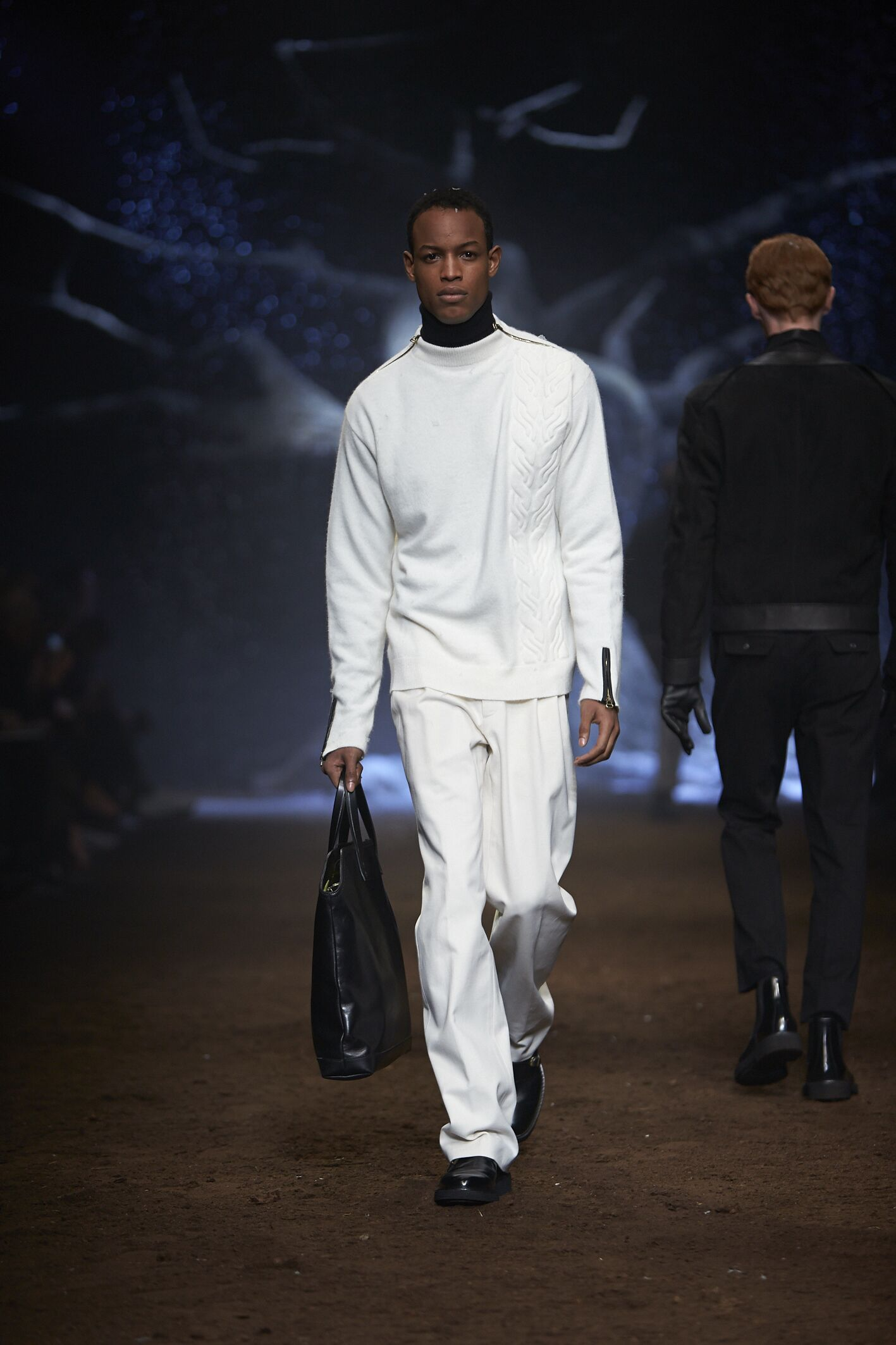 Winter 2015 2016 Runway Corneliani