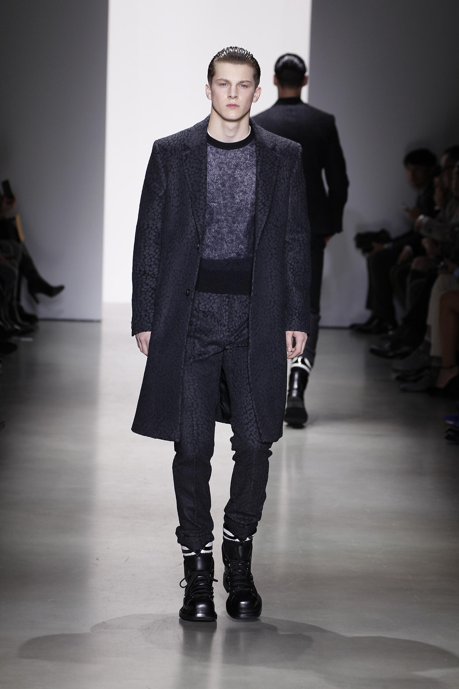 Winter 2015 Fashion Show Calvin Klein Collection