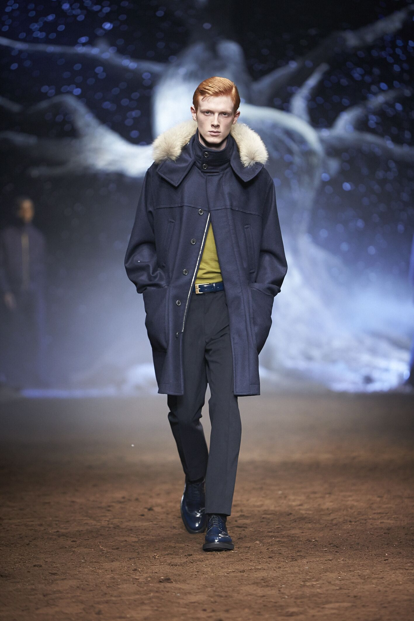 Winter 2015 Fashion Show Corneliani