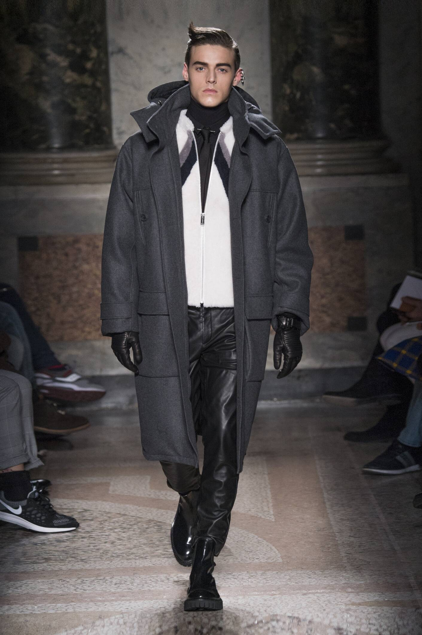 Winter 2015 Fashion Show Les Hommes