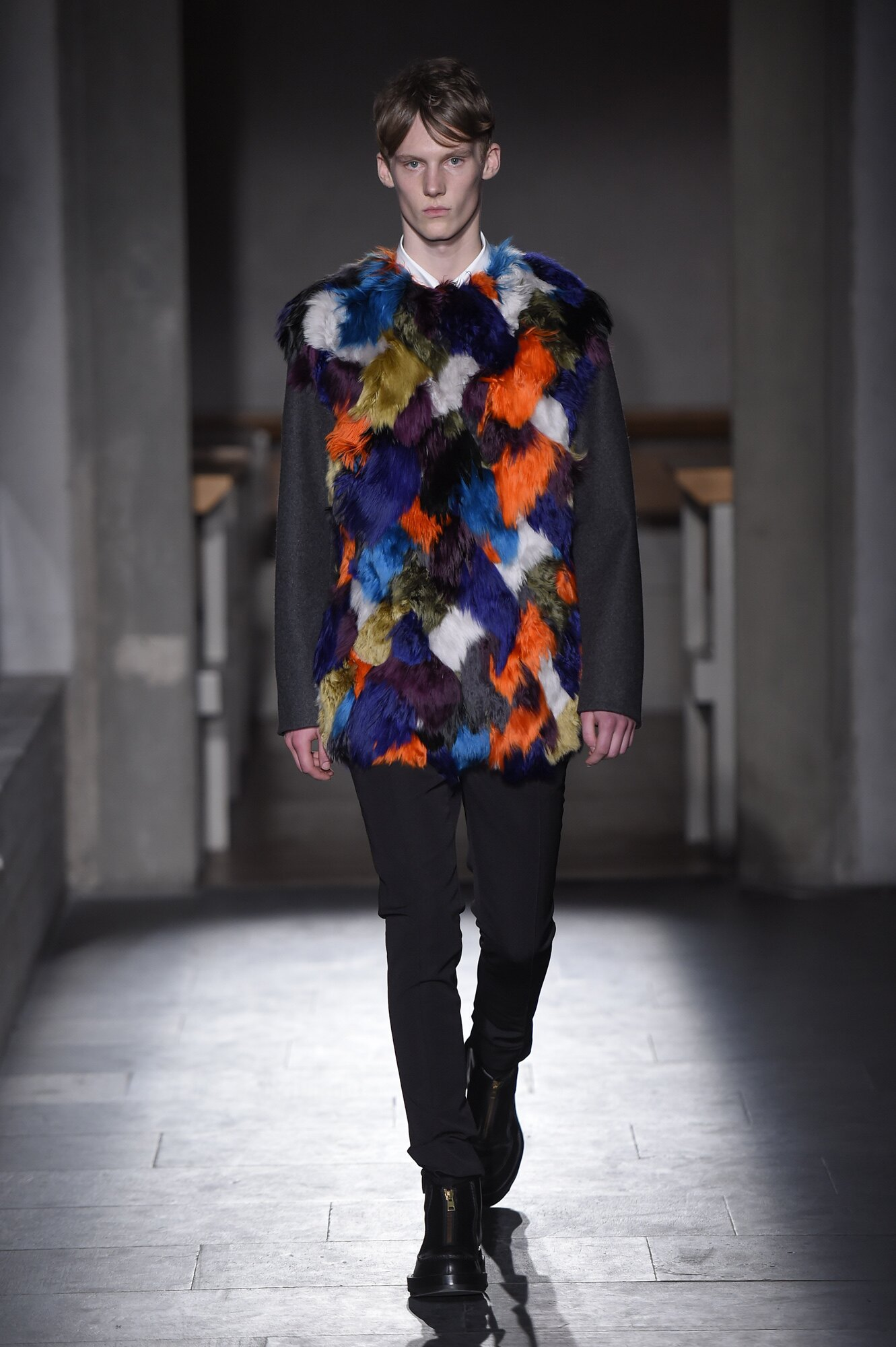 Winter 2015 Fashion Show Marni