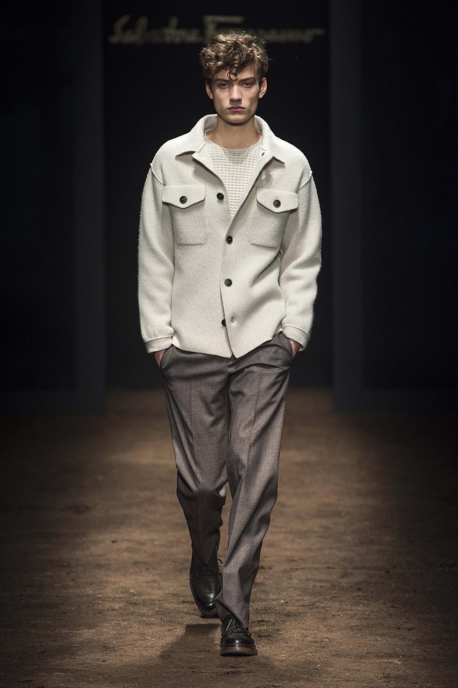 Winter 2015 Fashion Show Salvatore Ferragamo