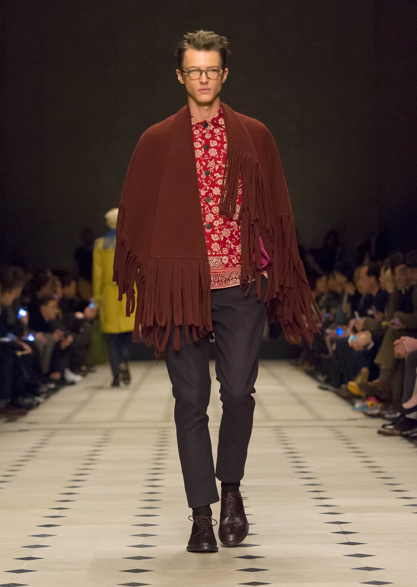 Winter 2015 Fashion Trends Burberry Prorsum