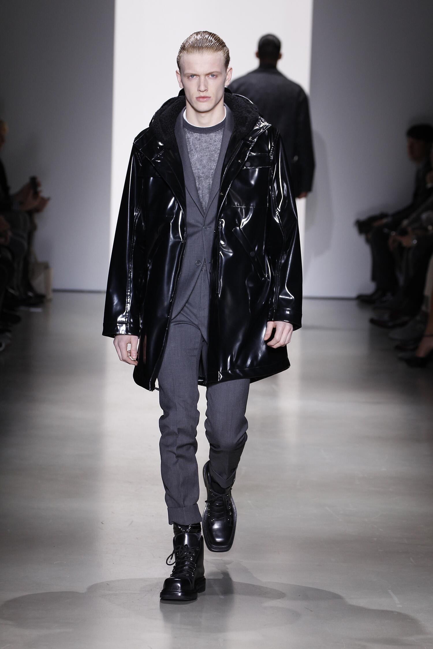 Winter 2015 Fashion Trends Calvin Klein Collection