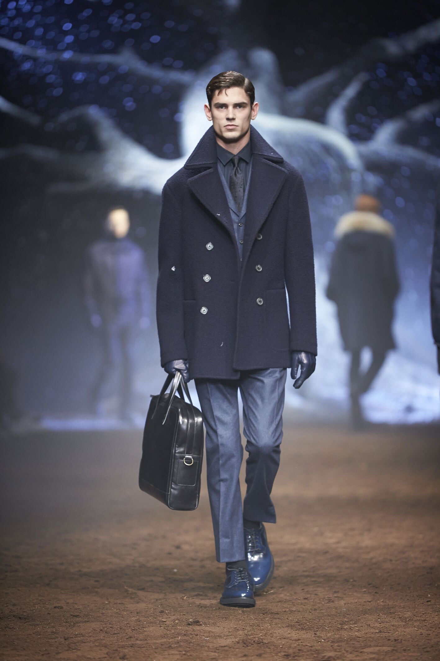 Winter 2015 Fashion Trends Corneliani