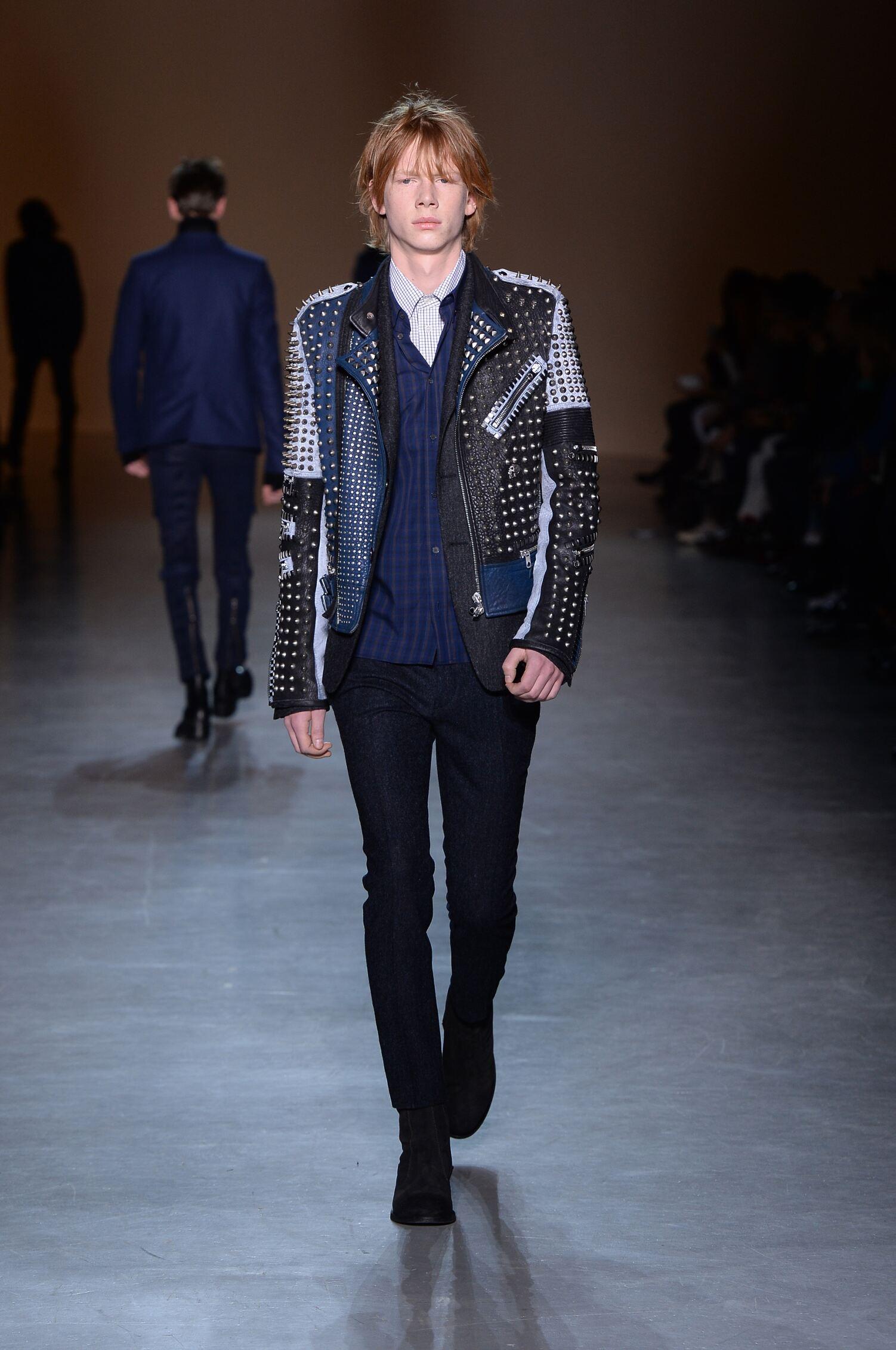 Winter 2015 Fashion Trends Diesel Black Gold