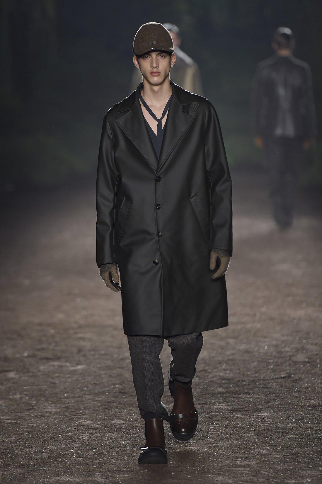 Winter 2015 Fashion Trends Ermenegildo Zegna Couture
