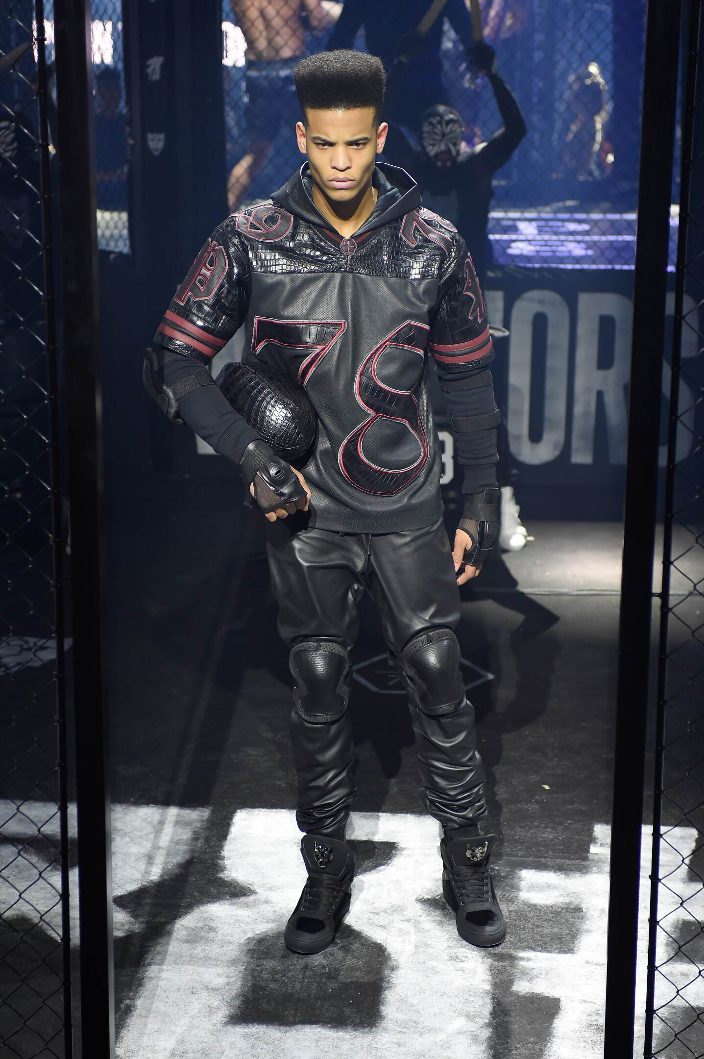 Winter 2015 Fashion Trends Philipp Plein