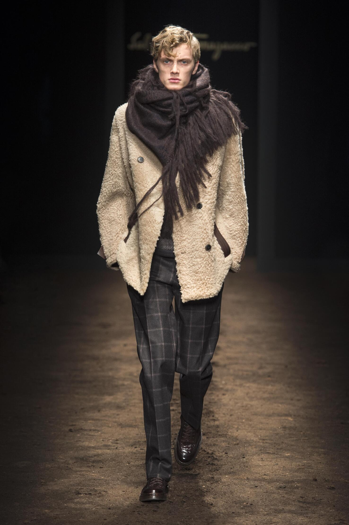 Winter 2015 Fashion Trends Salvatore Ferragamo