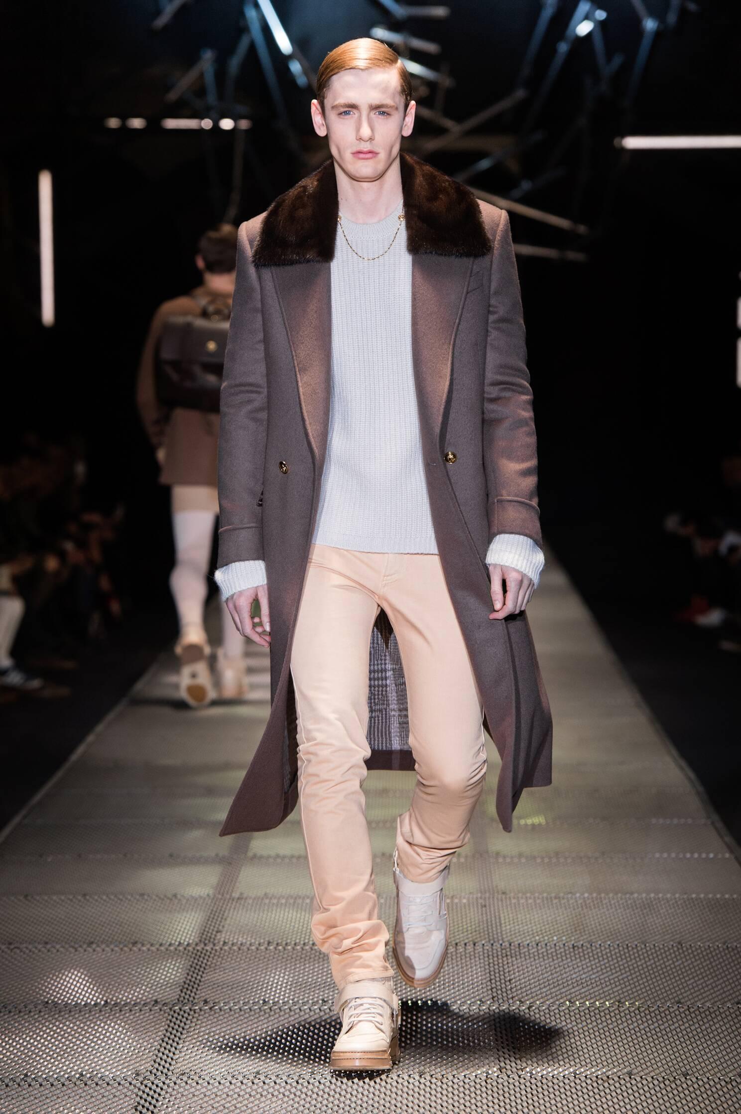 Winter 2015 Fashion Trends Versace
