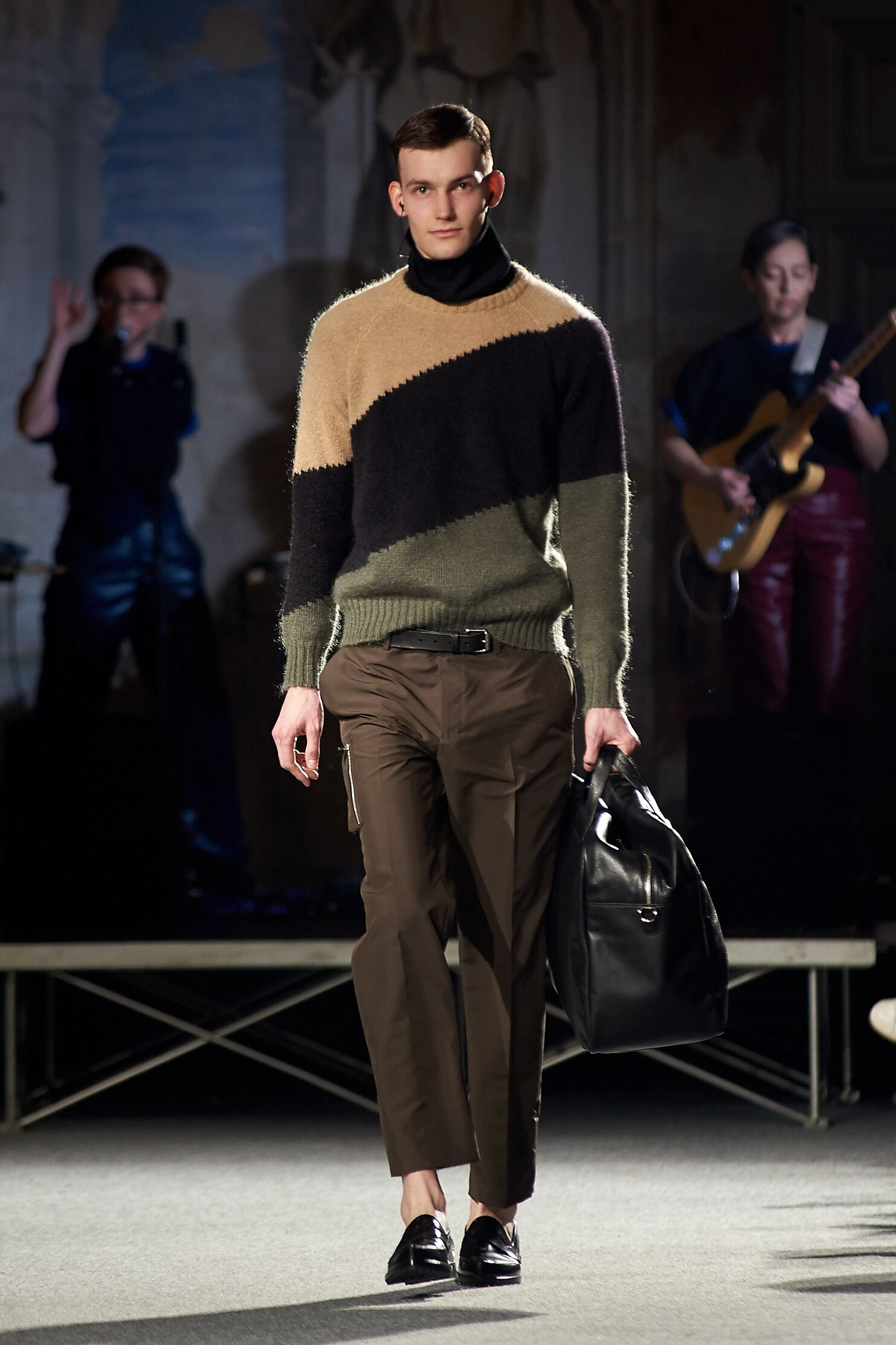 Winter 2015 Man Trends Andrea Incontri