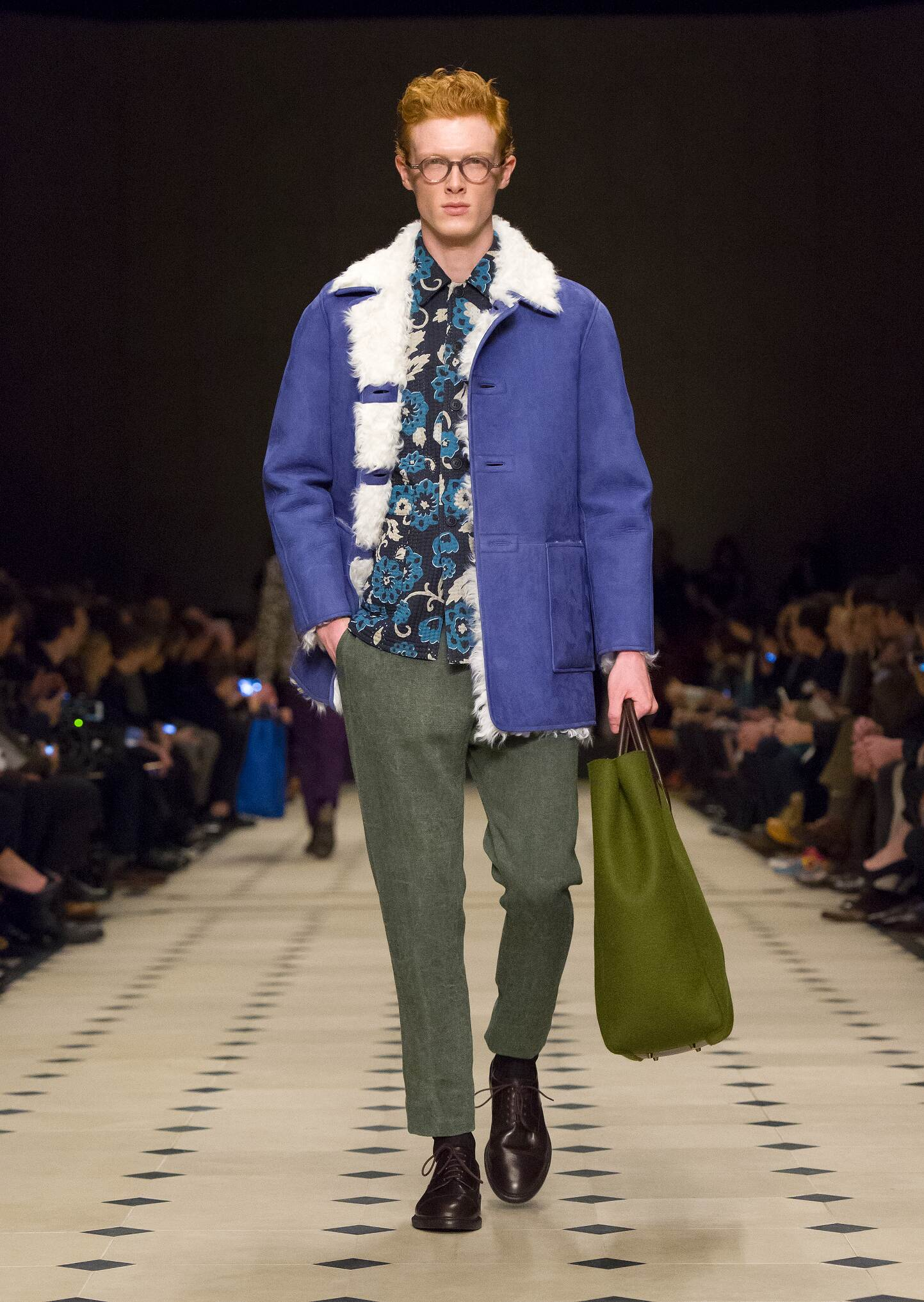 Winter 2015 Man Trends Burberry Prorsum