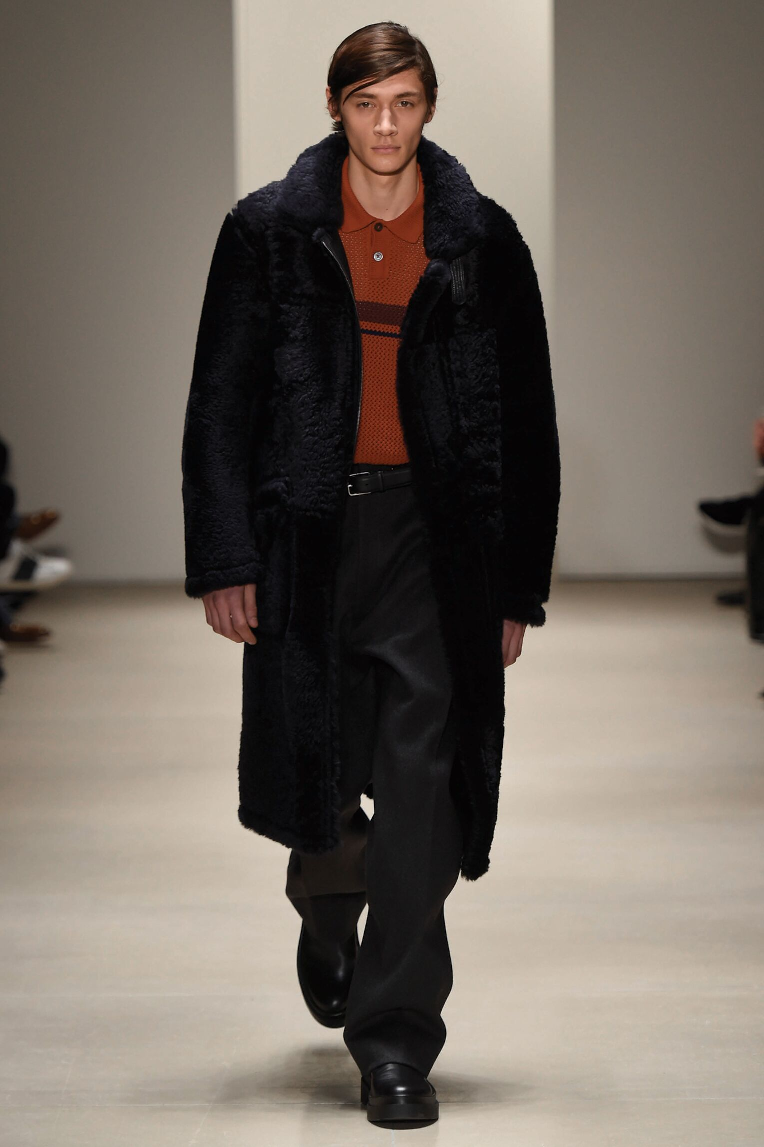 Winter 2015 Man Trends Color Jil Sander