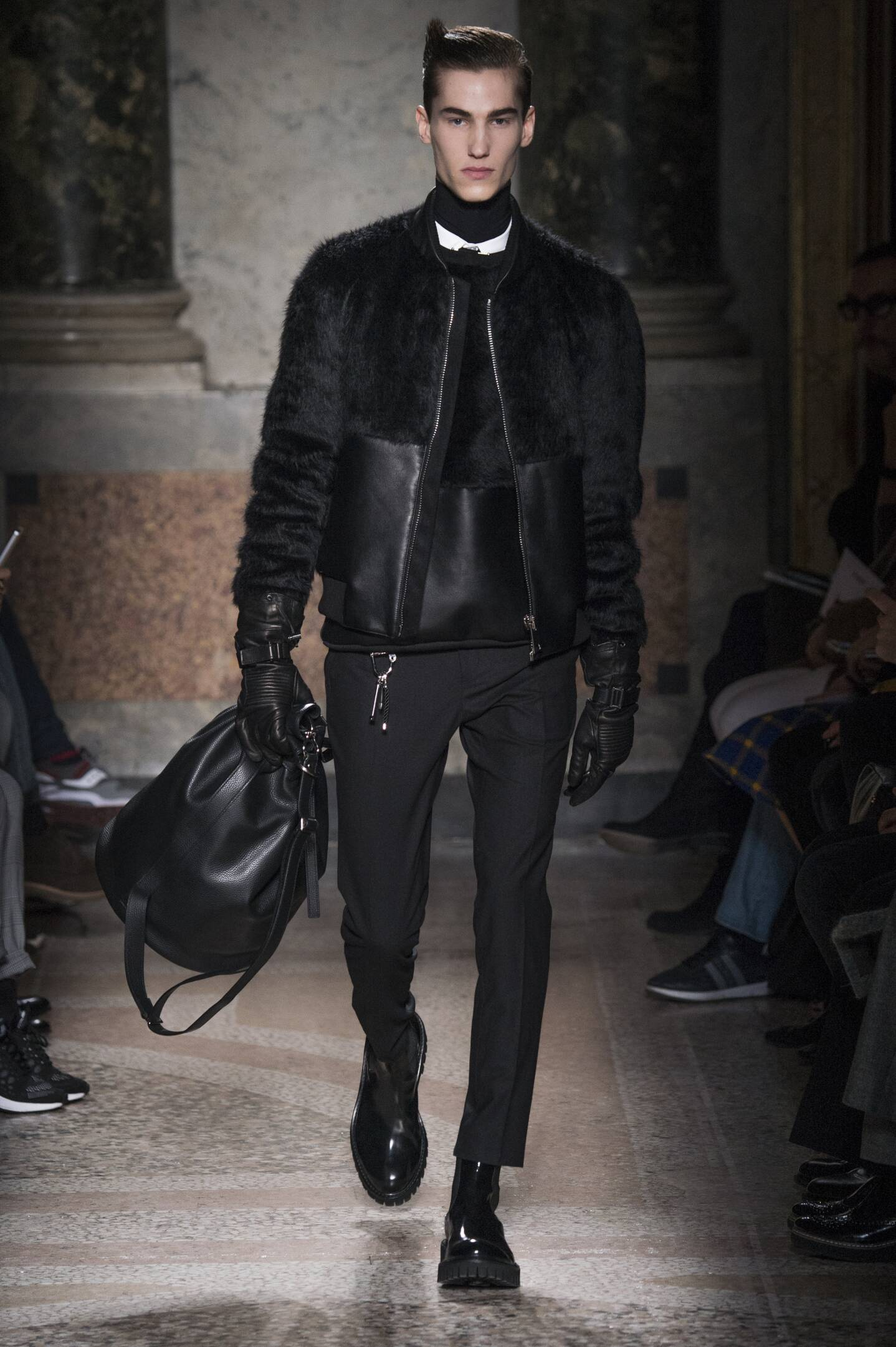 Winter 2015 Man Trends Color Les Hommes