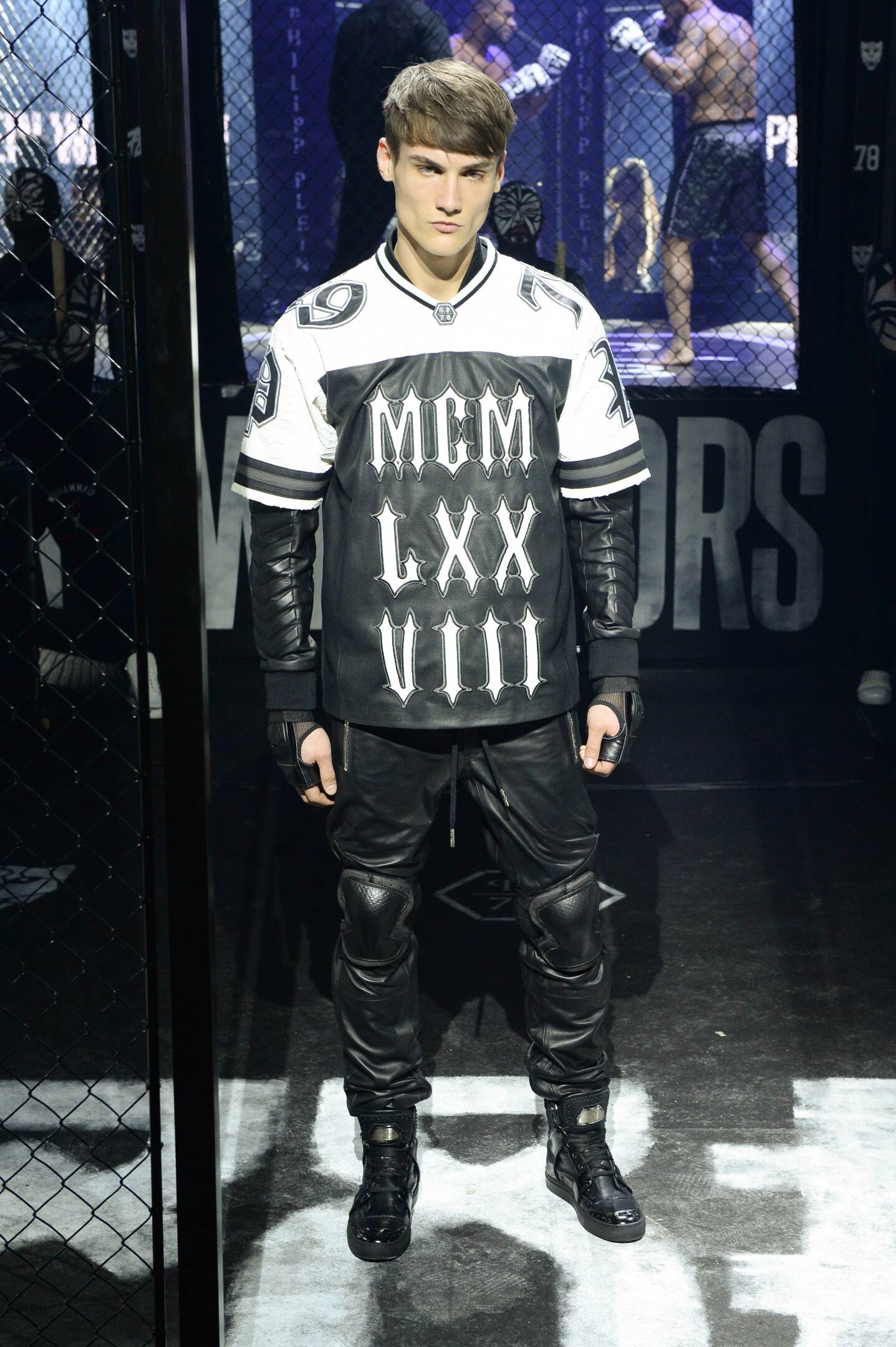 Winter 2015 Man Trends Philipp Plein