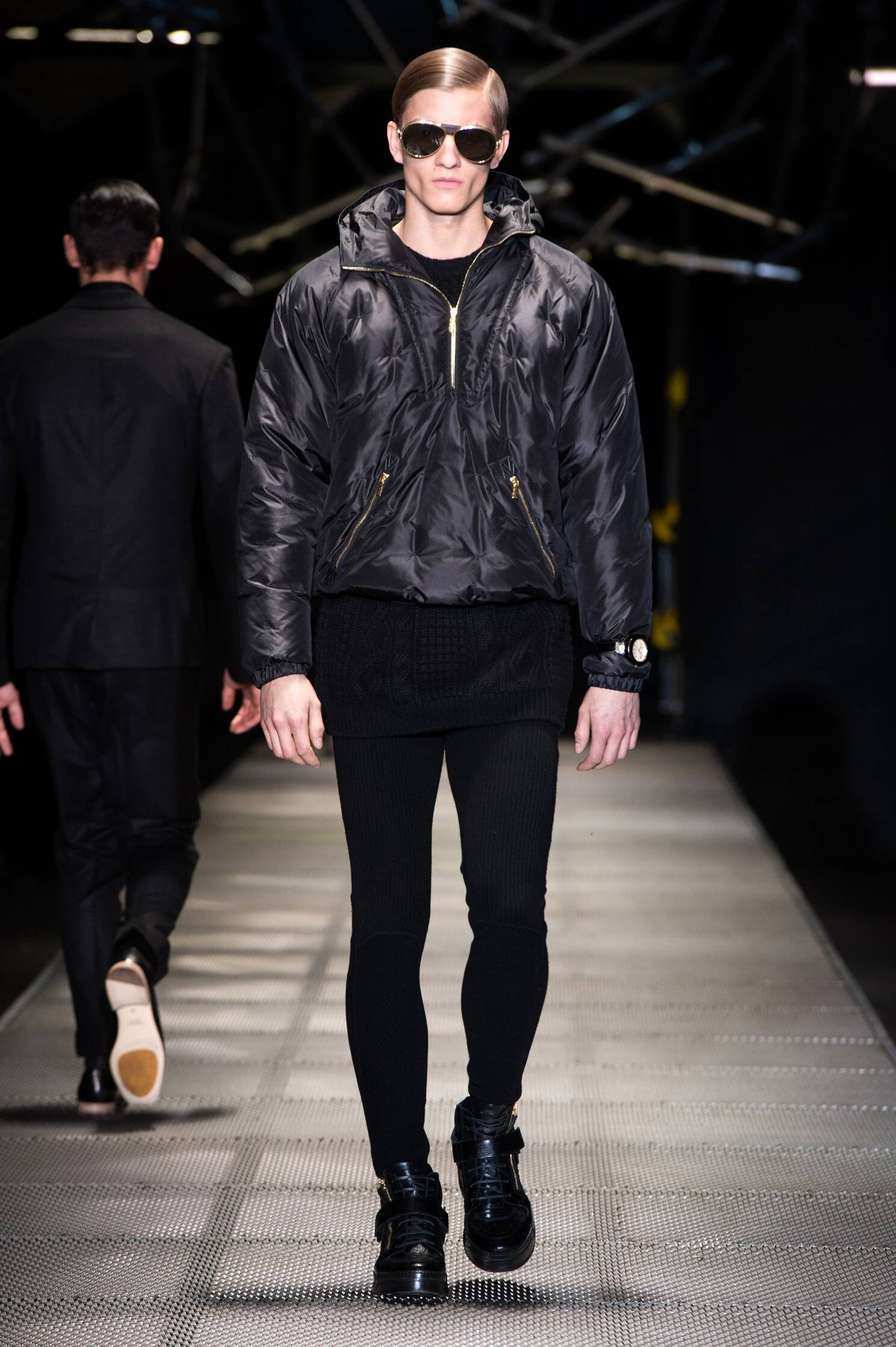 Winter 2015 Man Trends Versace