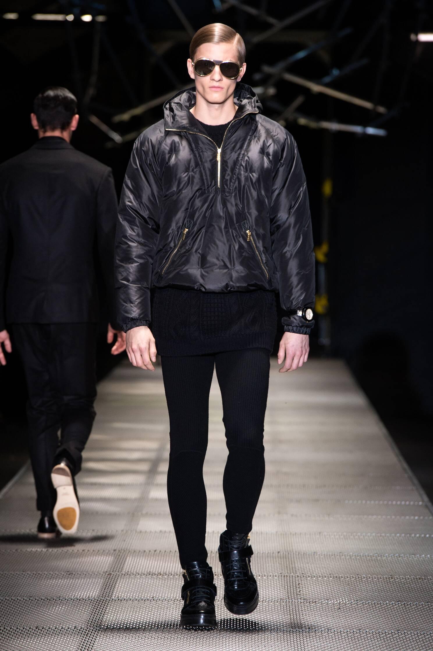 Winter 2015 Man Trends Versace