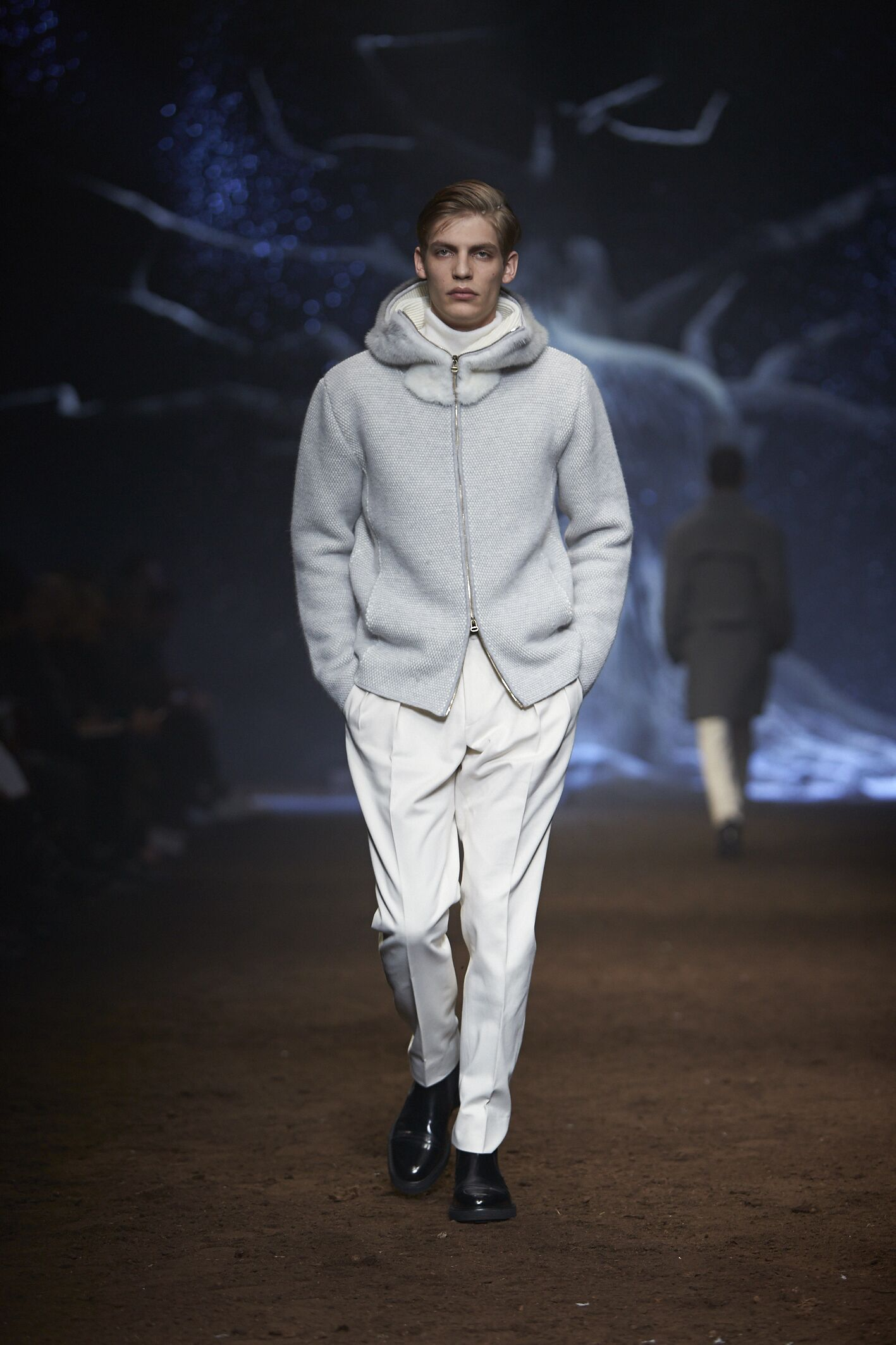 Winter 2015 Runway Corneliani