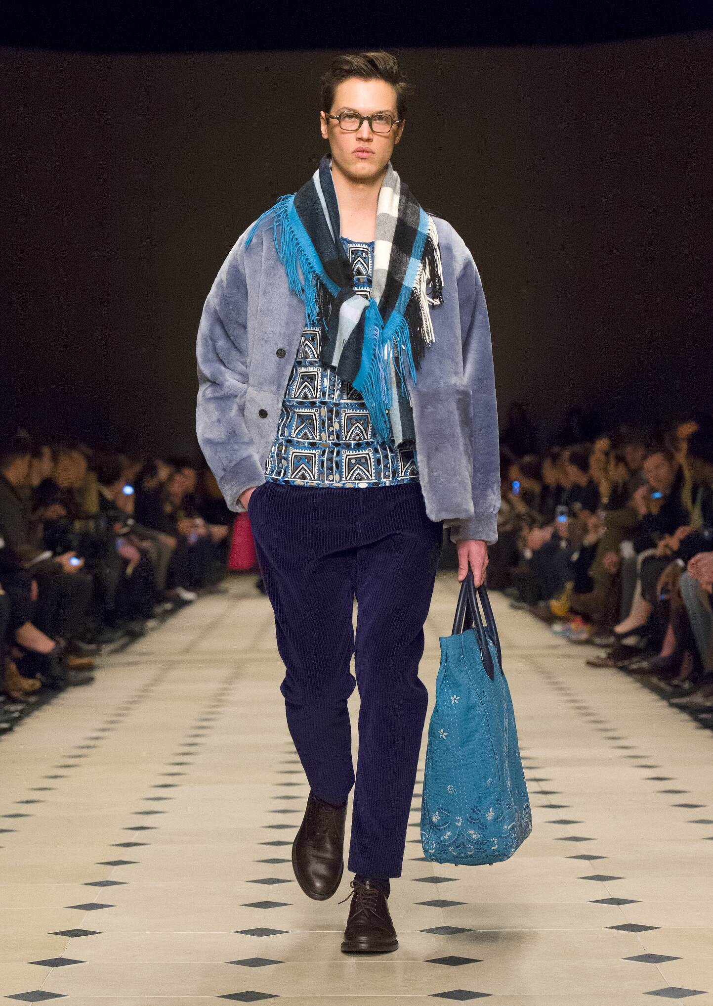 Winter Burberry Prorsum 2015