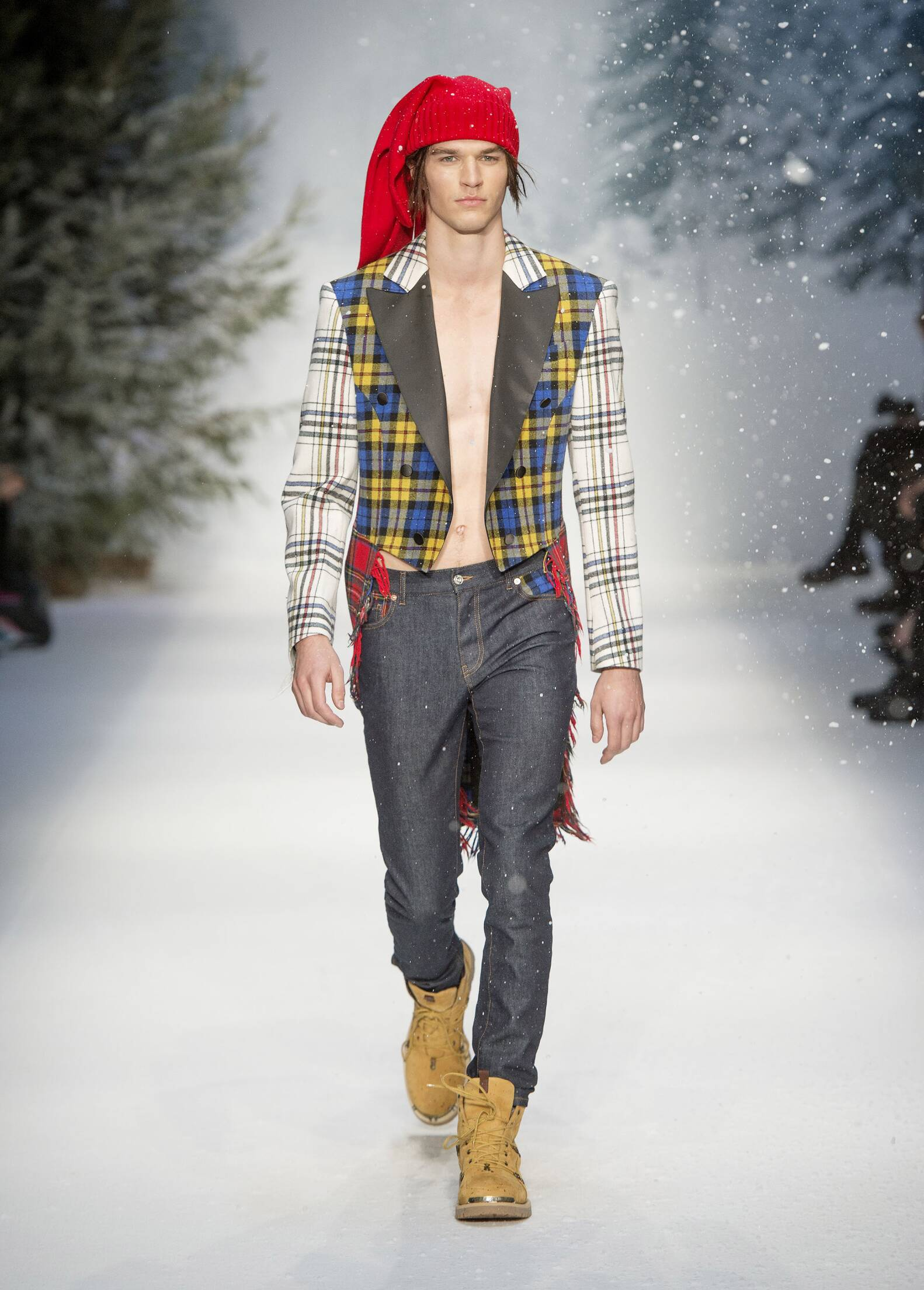Winter Catwalk Moschino 2016