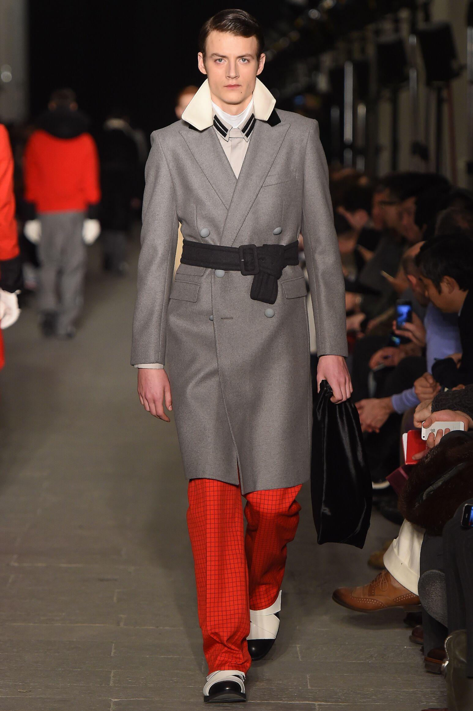 Winter Fashion Trends 2015 2016 Andrea Pompilio