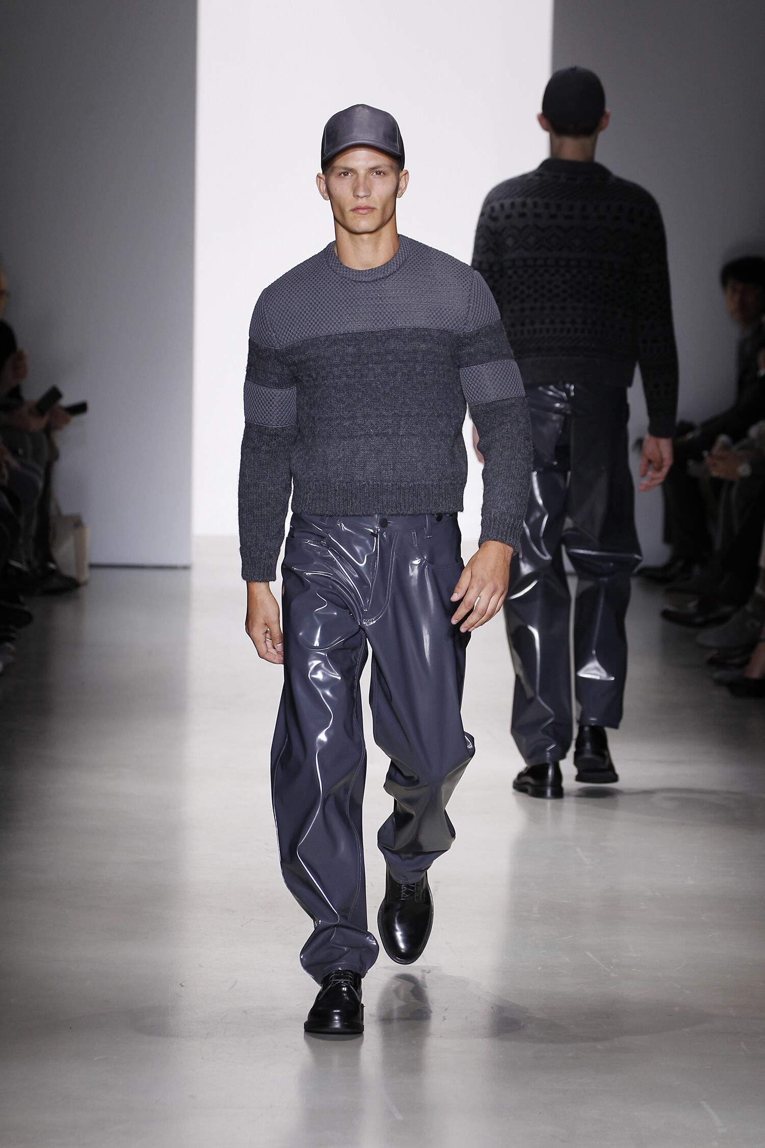 Calvin Klein Collection Men S Fall 2015 The Skinny Beep