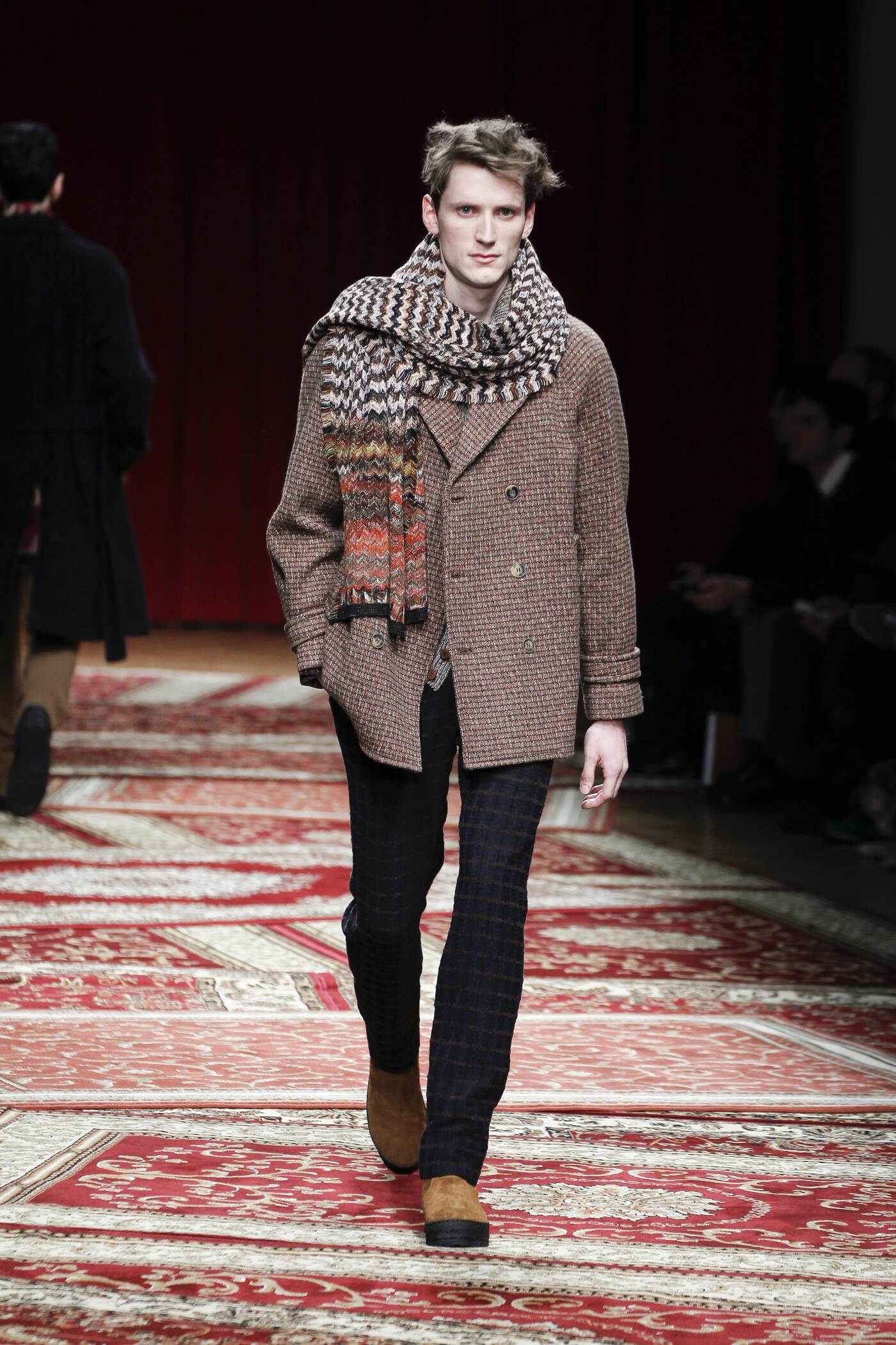 Winter Fashion Trends 2015 2016 Missoni