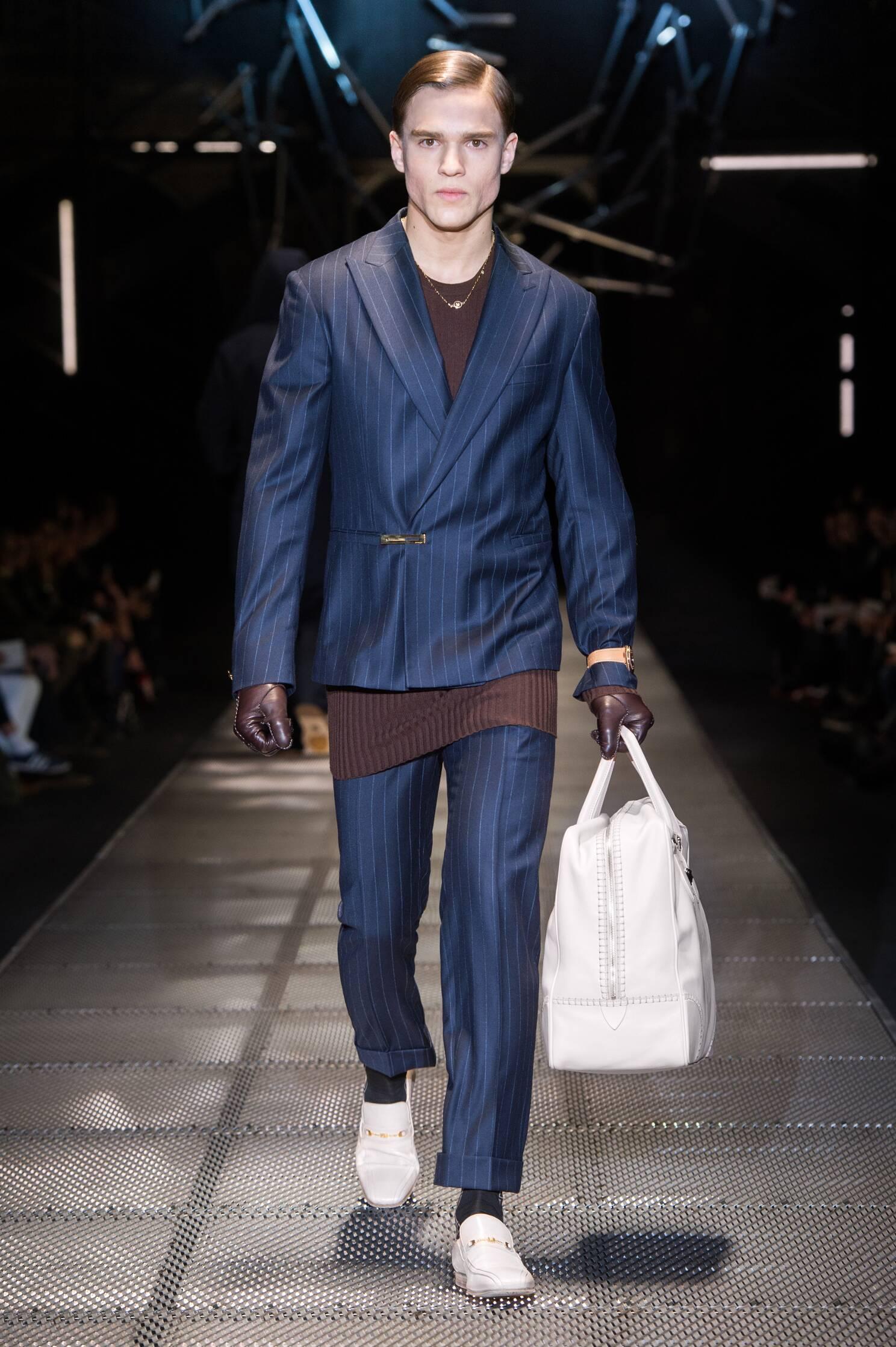 Winter Fashion Trends 2015 2016 Versace